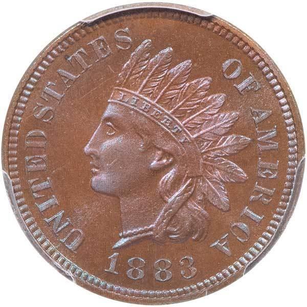 sample image for 1883 1c PR BN