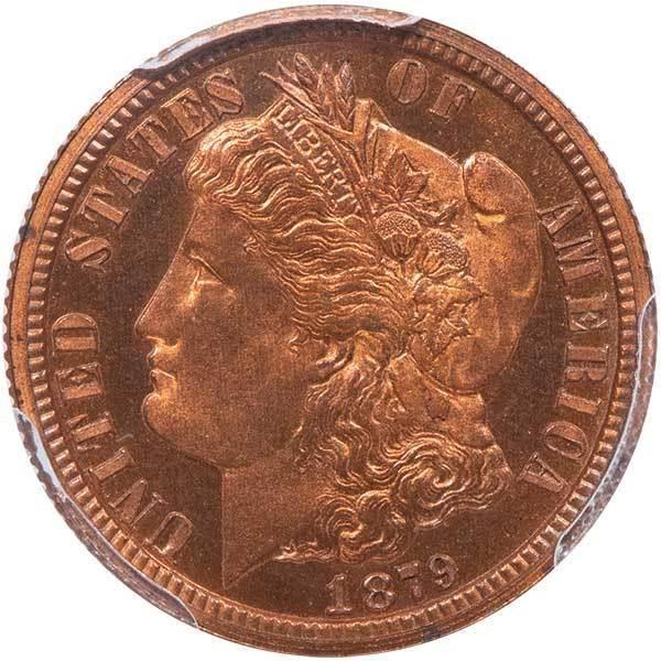 sample image for 1879 J-1589 P10c PR RB