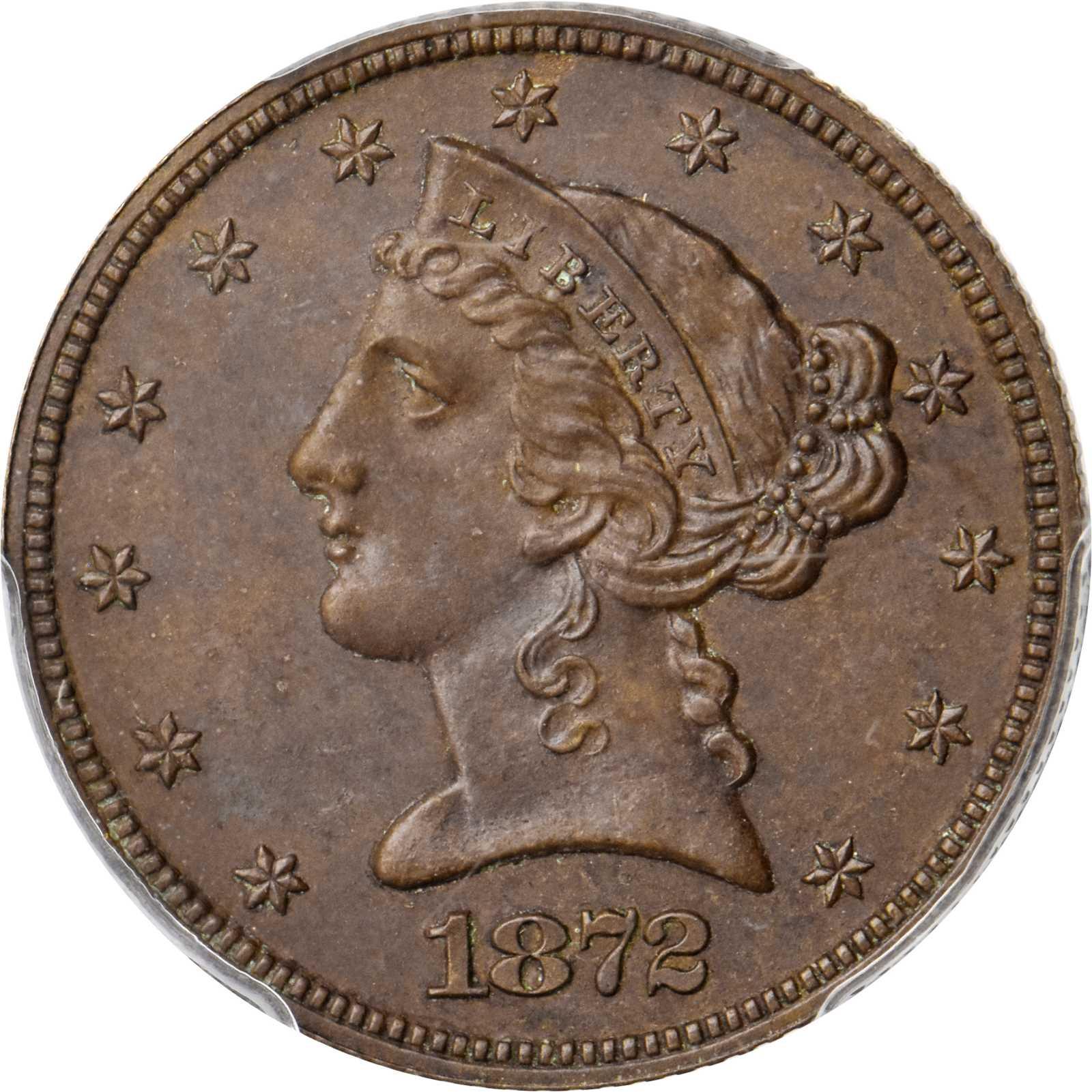 sample image for 1872 P$5 (J-1243) PR BN