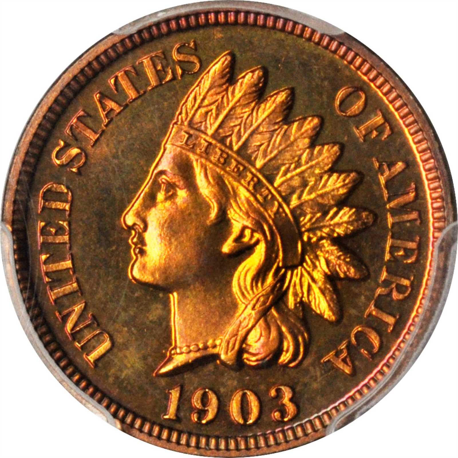 sample image for 1903 1c PR RB