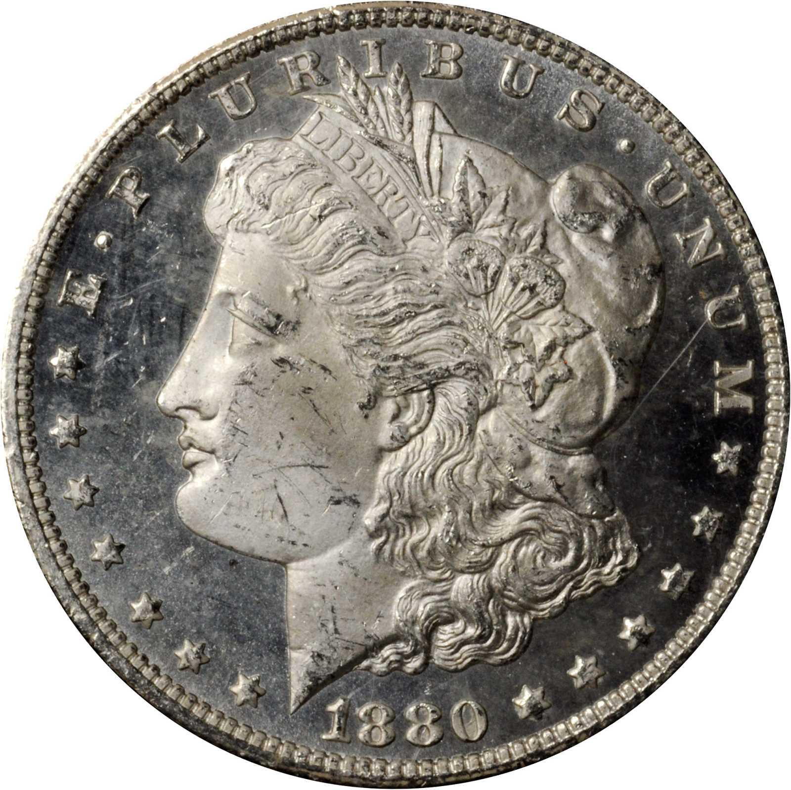 sample image for 1880/79-CC $1  MS DMPL Reverse of 1878, VAM-4