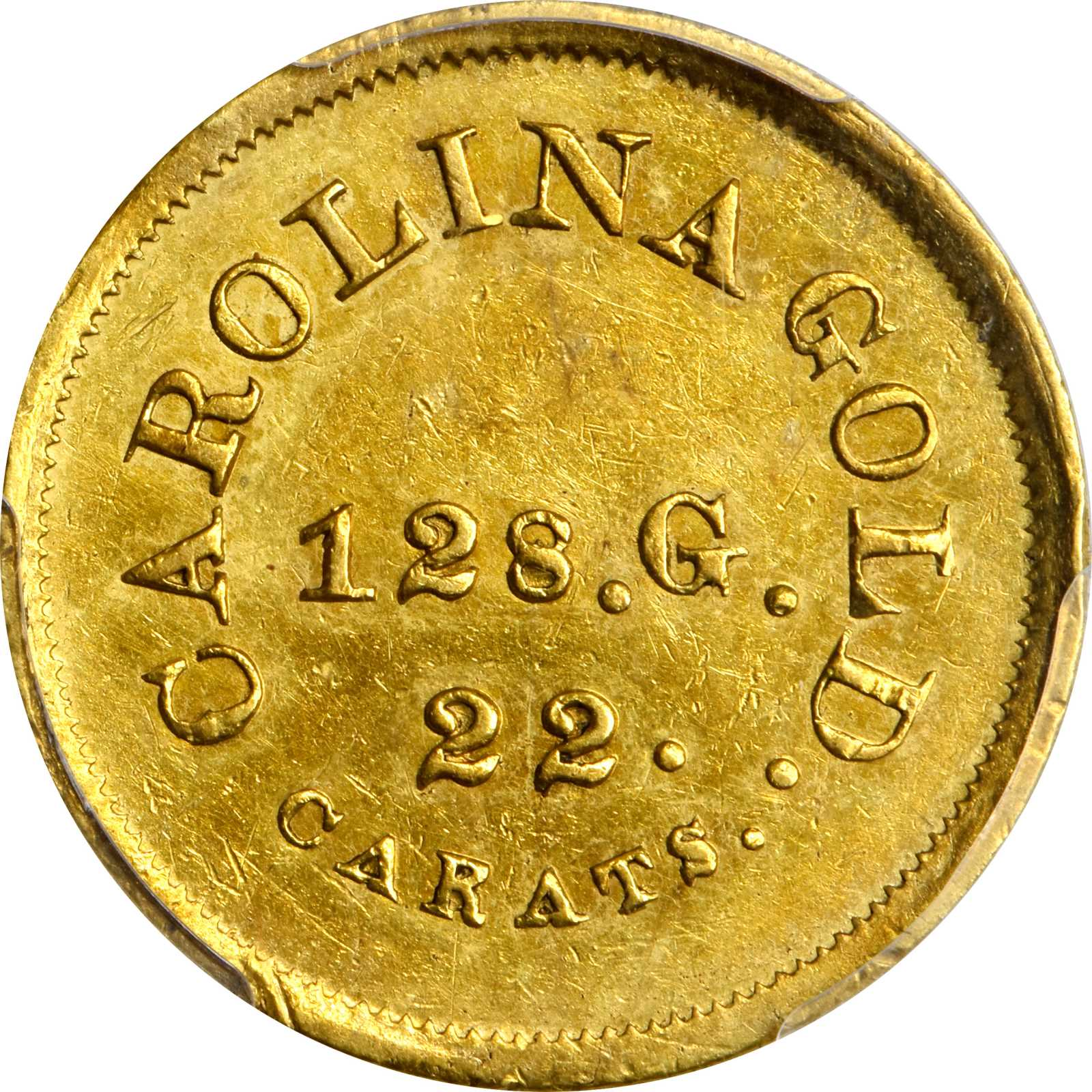 sample image for A.Becht $5 128 GR, 22C (K-28)