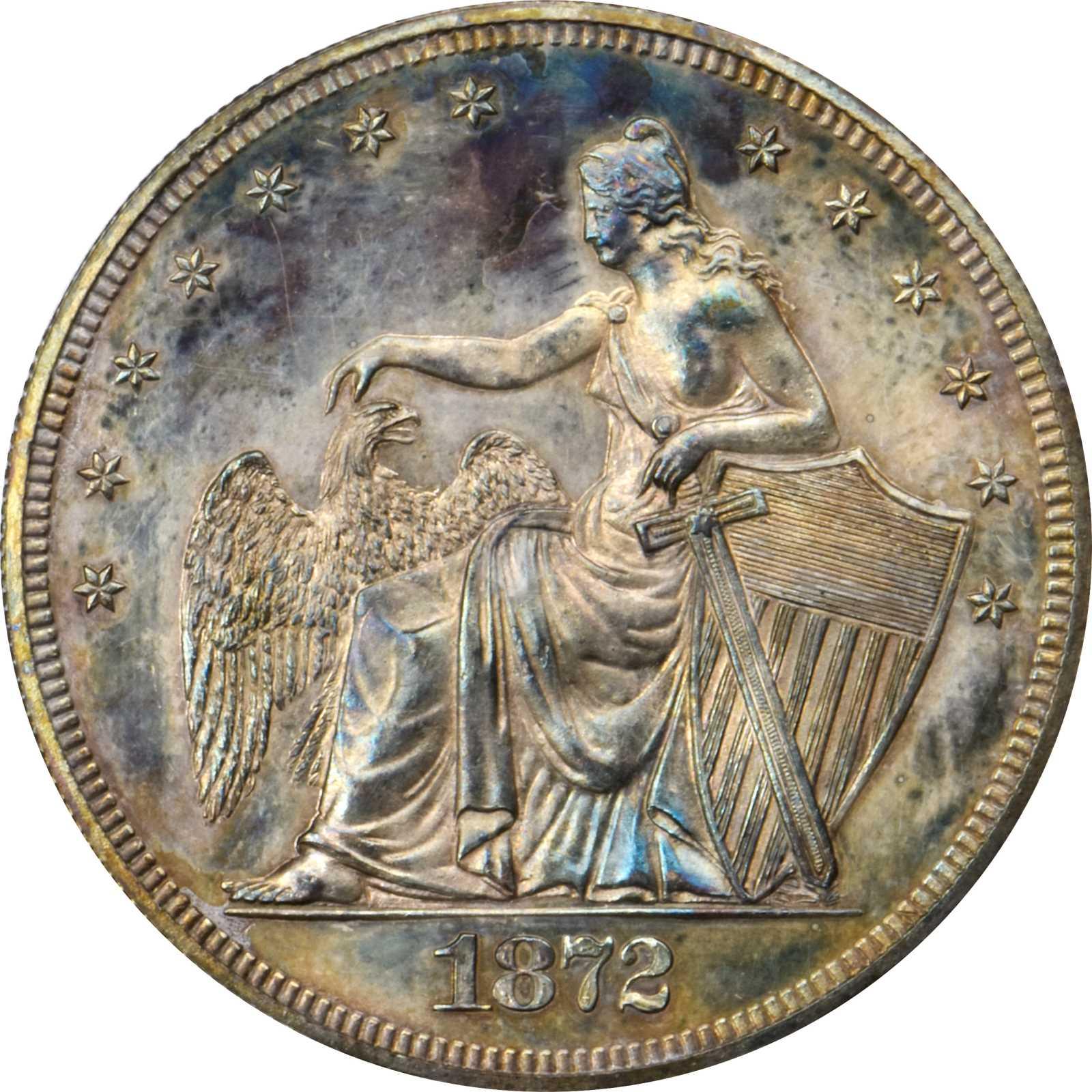 sample image for 1872 P$1 (J-1205) PR