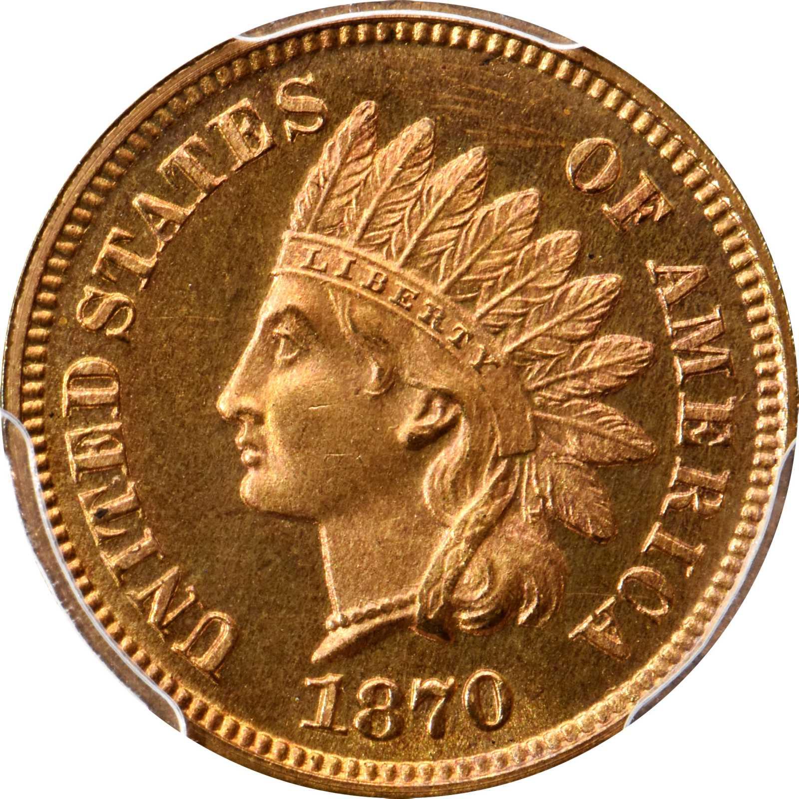 sample image for 1870 1c PR RD CAM