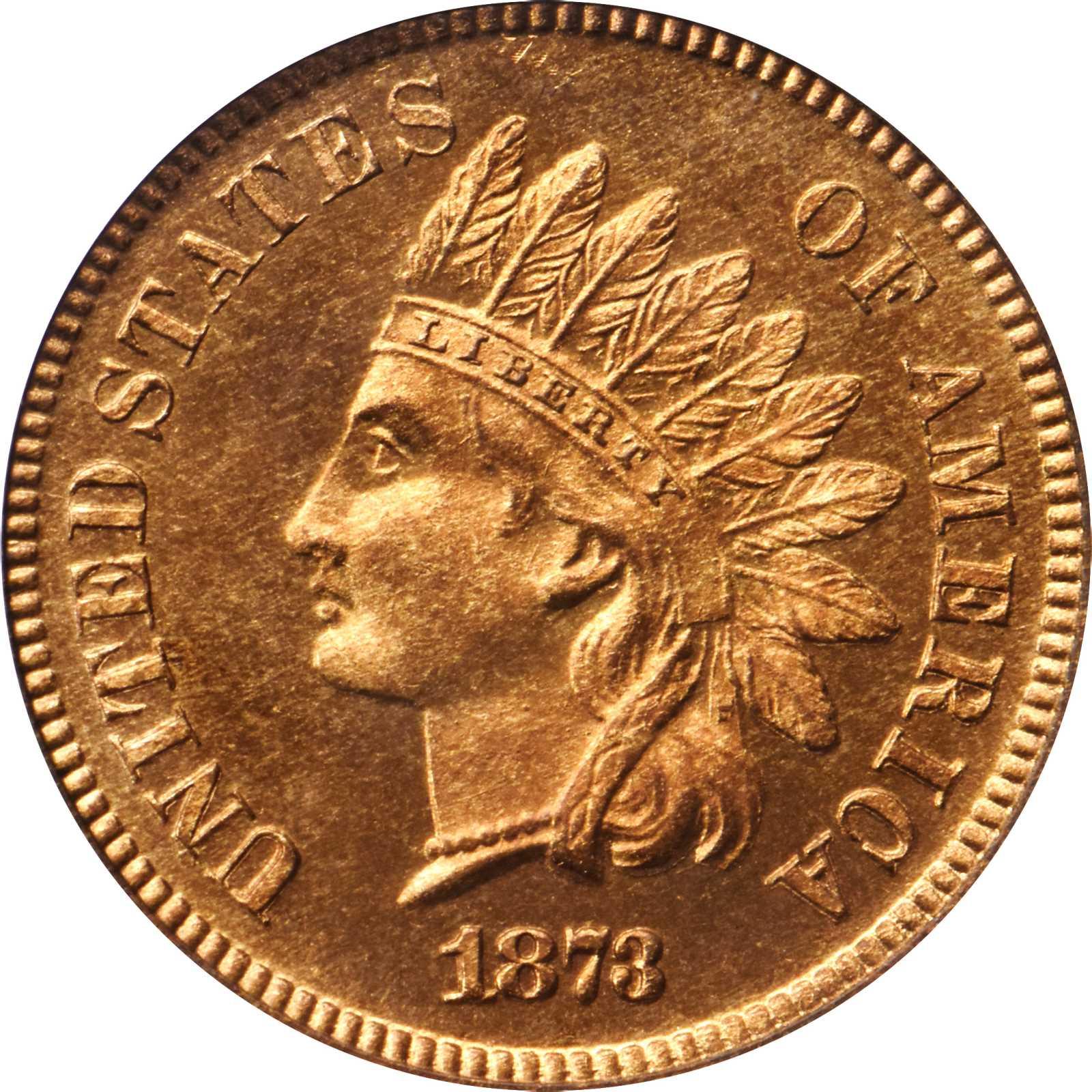 sample image for 1873 1c PR RD CAM Closed 3