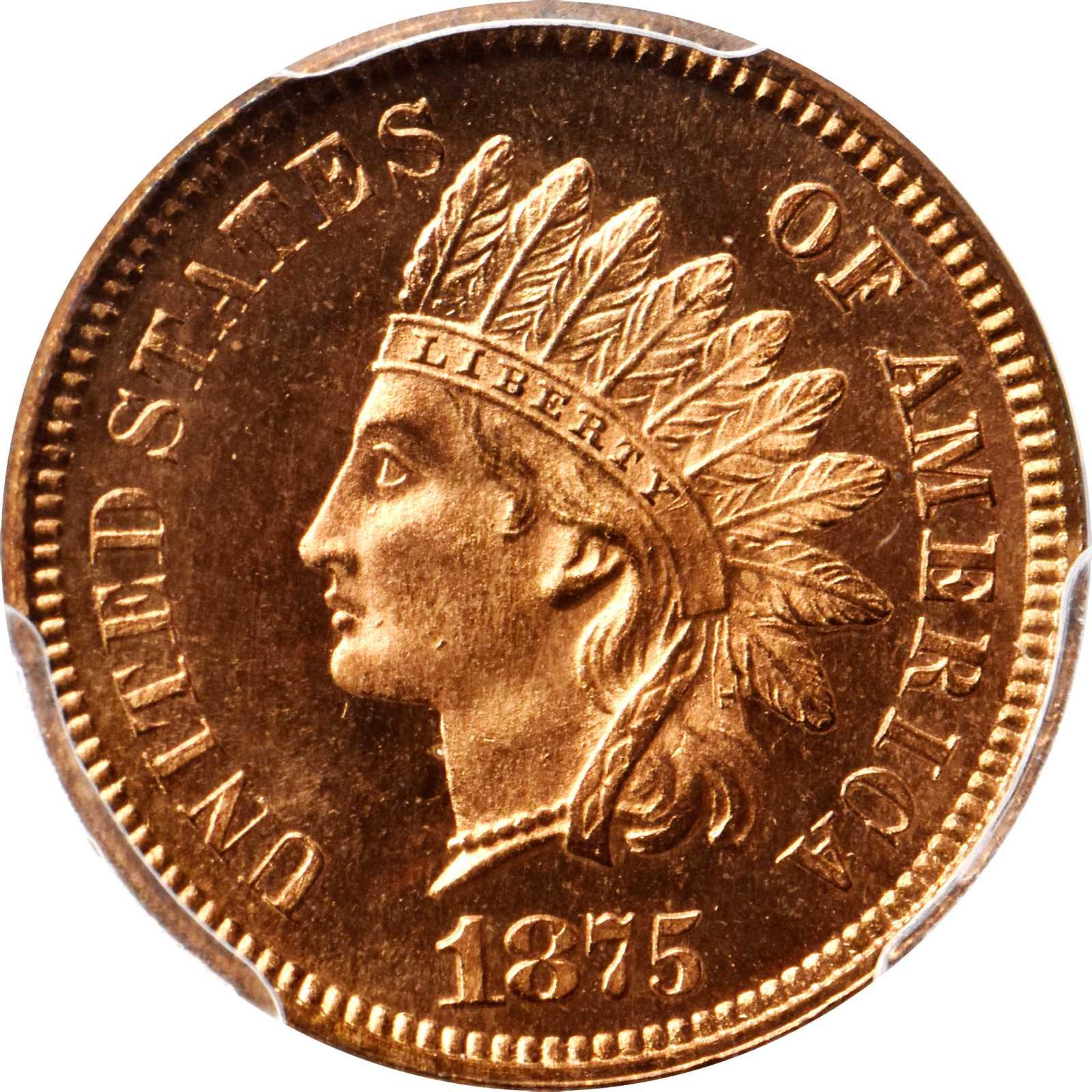 sample image for 1875 1c PR RD CAM