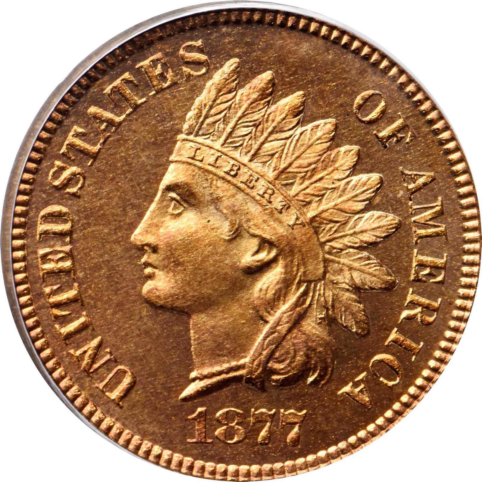 sample image for 1877 1c PR RD