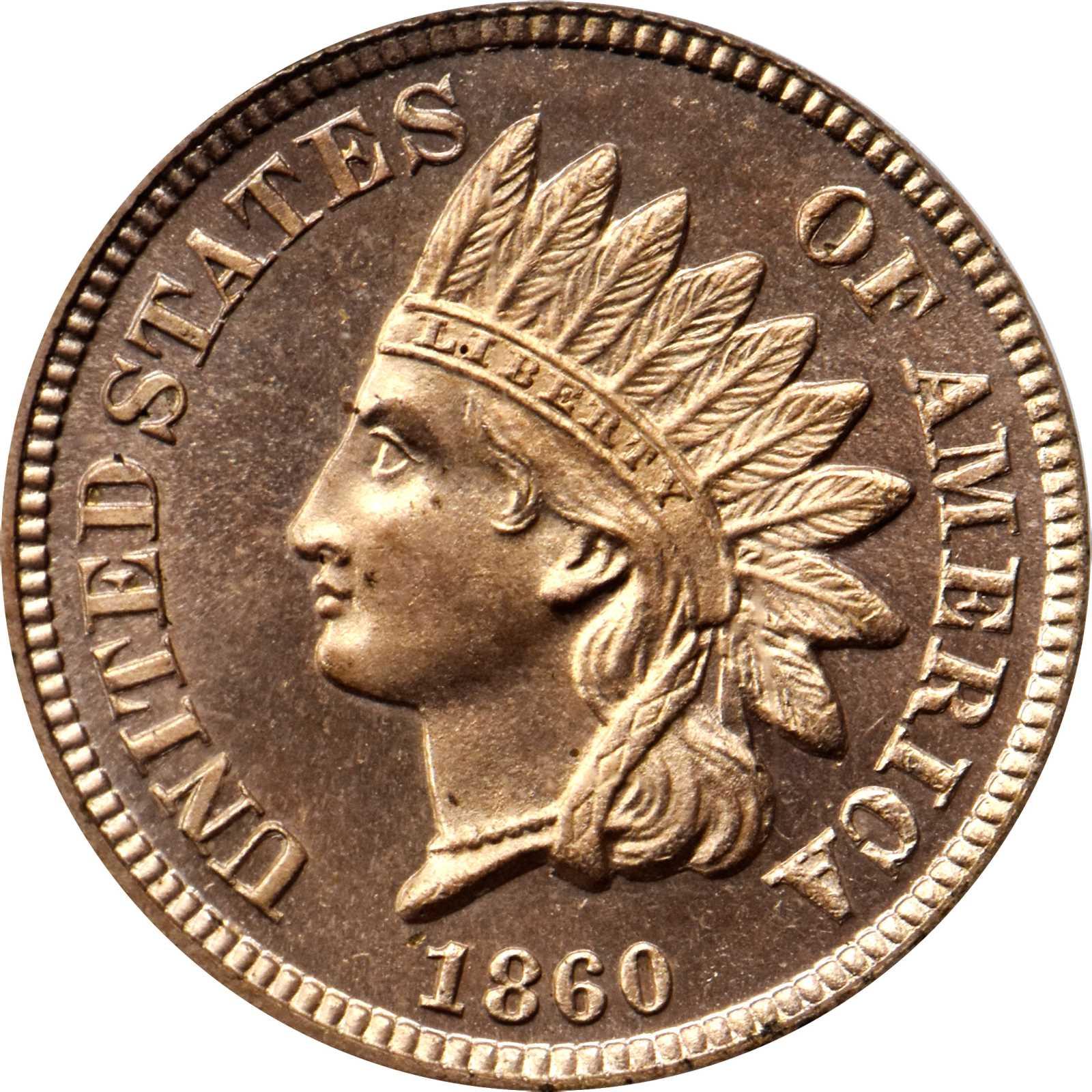 sample image for 1860-1864 1c PR CAM [Type]