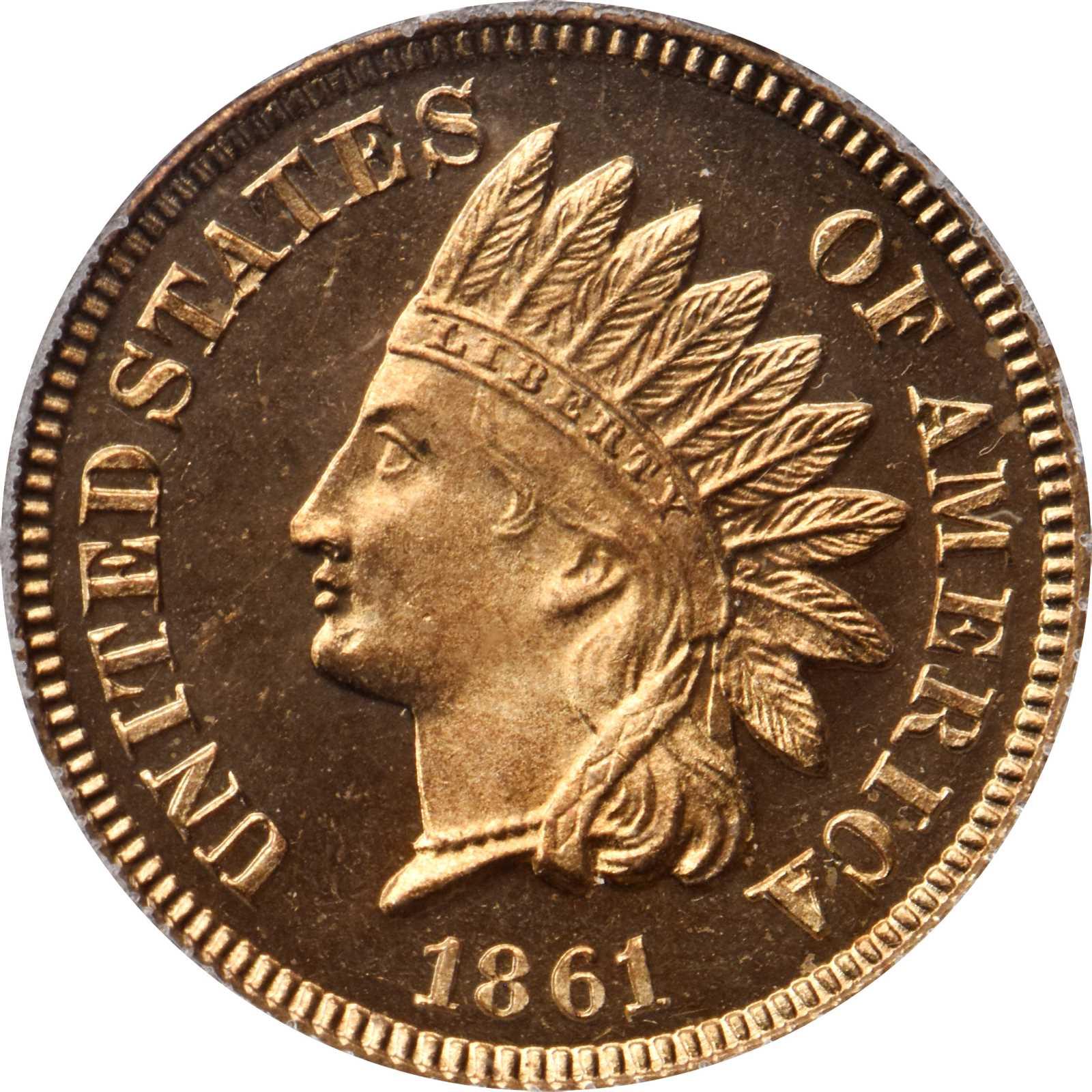 sample image for 1861 1c PR CAM