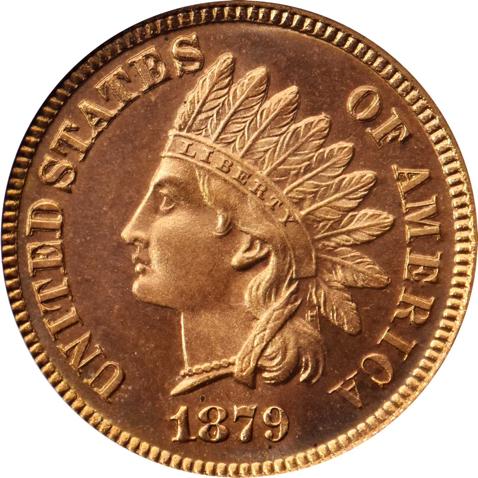 sample image for 1879 1c PR RD CAM