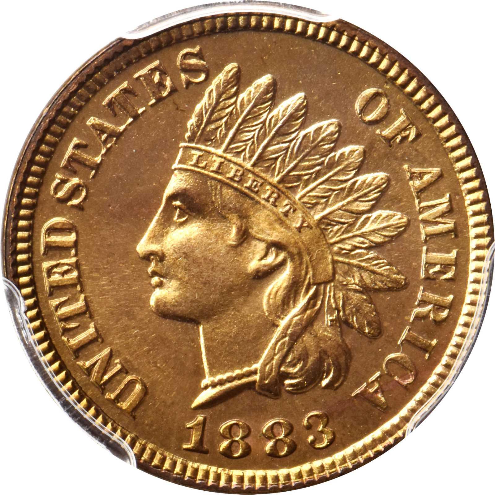 sample image for 1883 1c PR RD