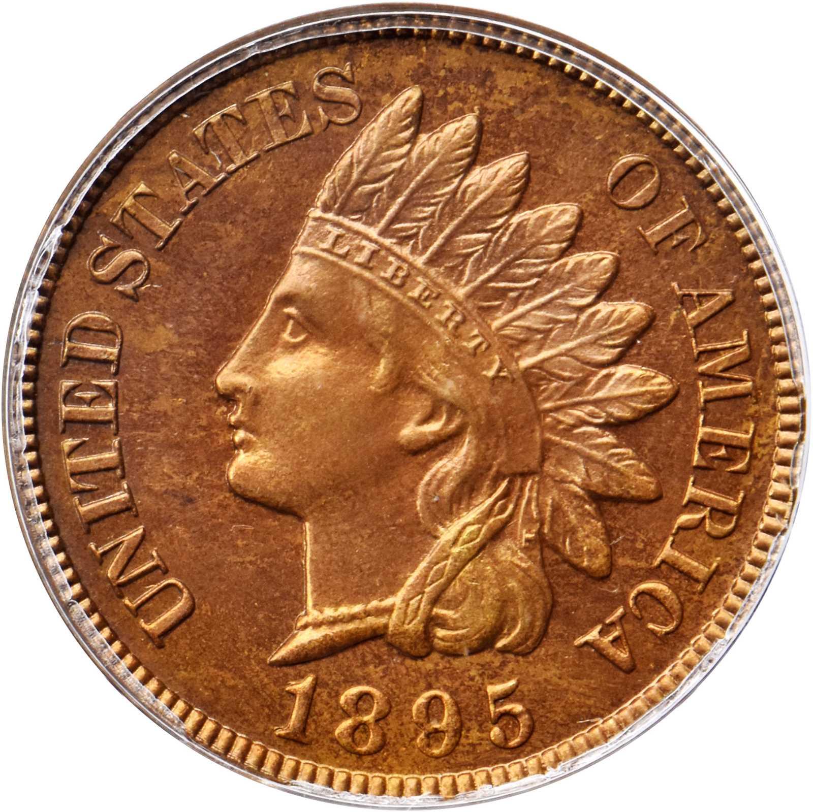 sample image for 1895 1c PR RD