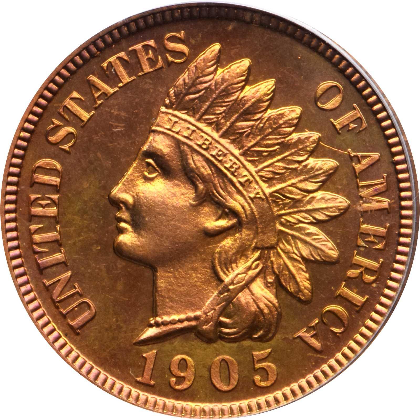 sample image for 1905 1c PR RD CAM