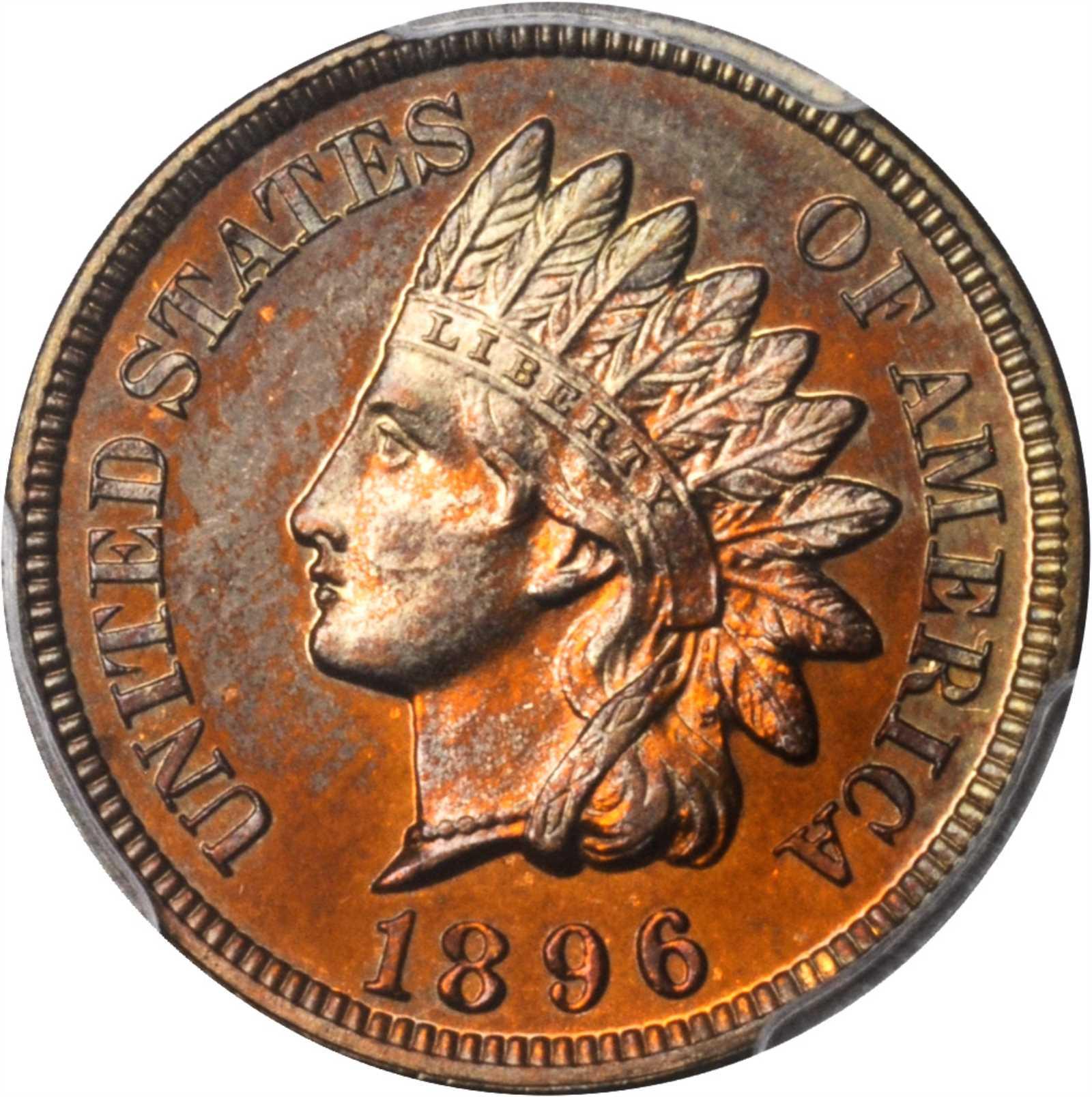sample image for 1896 1c PR RB