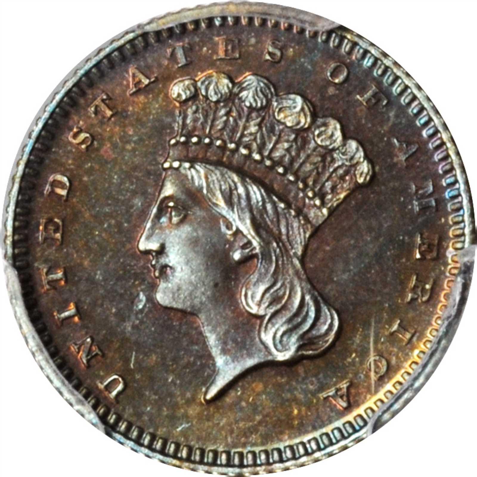 sample image for 1871 G$1 (J-1161) PR BN