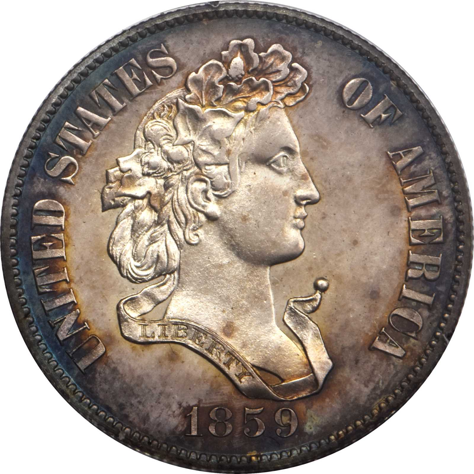 sample image for 1859 J-243 P50c PR