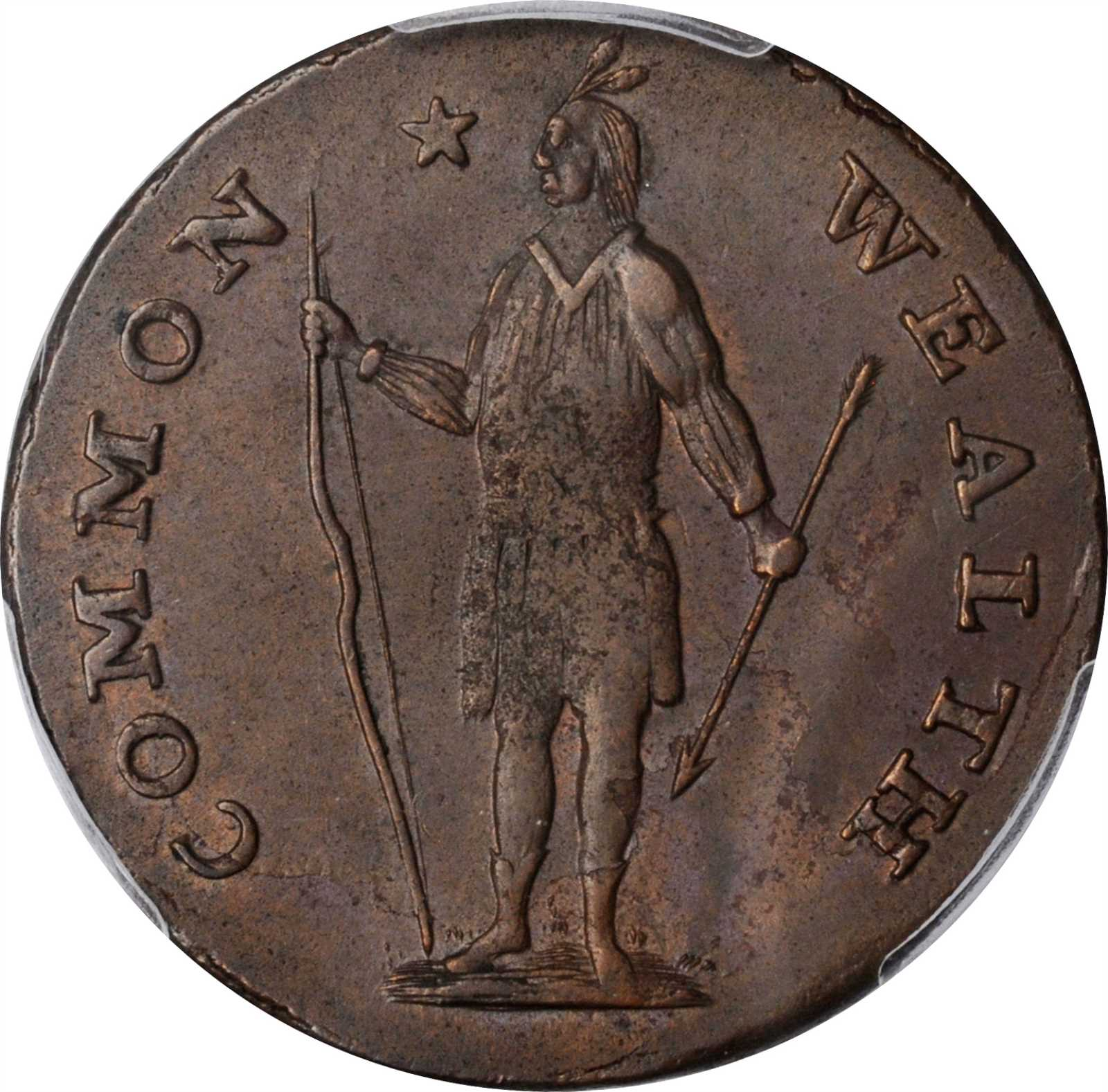 sample image for 1788 Mass Cent No Period BN