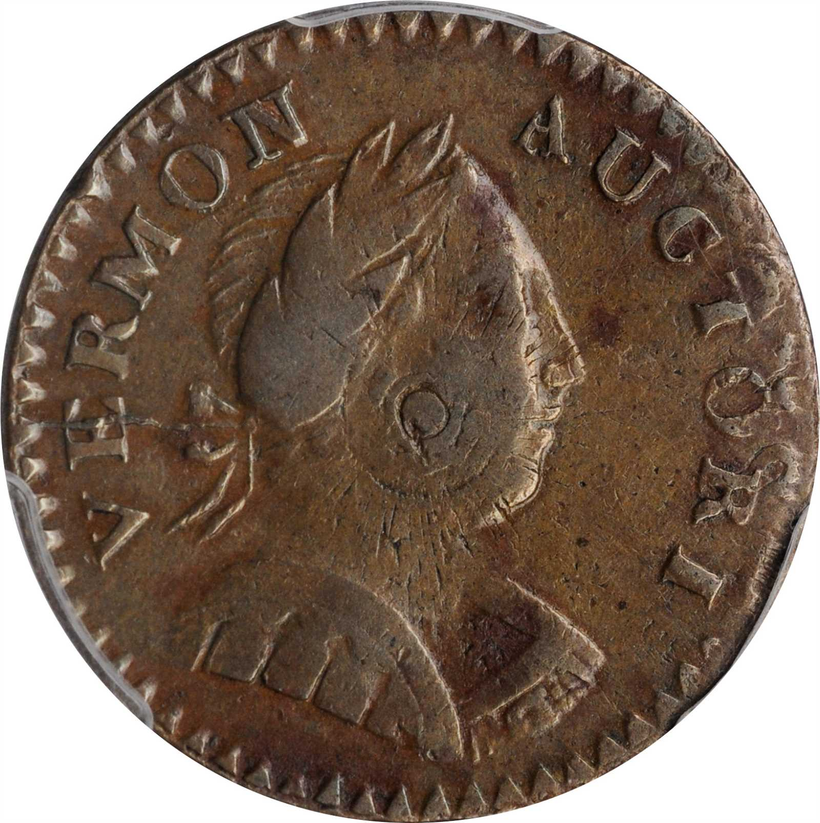 sample image for 1787 Vermont Bust Right BN