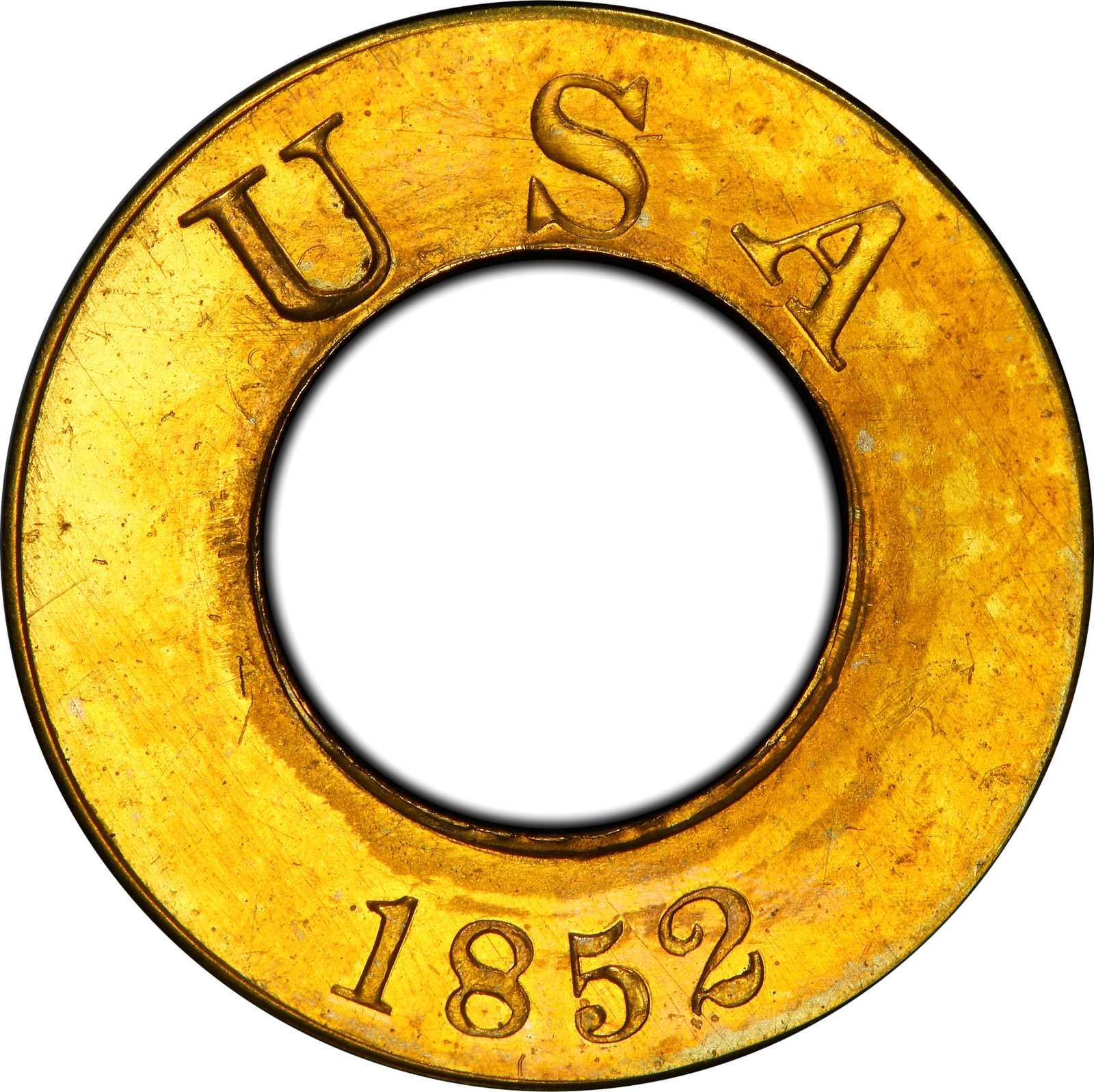 sample image for 1852 J-141 PG$1 PR