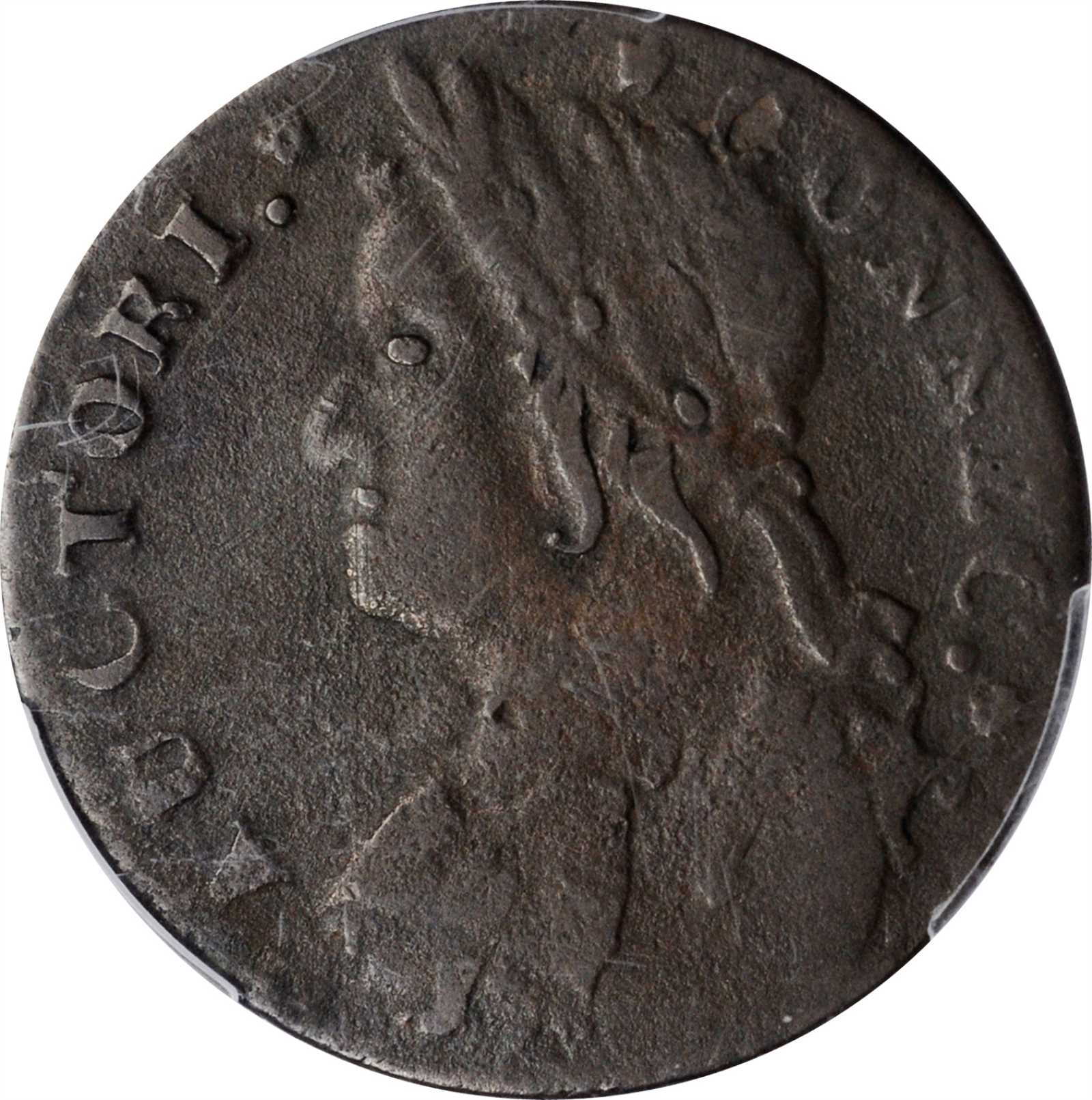 sample image for 1788 Conn Draped Bust Left BN