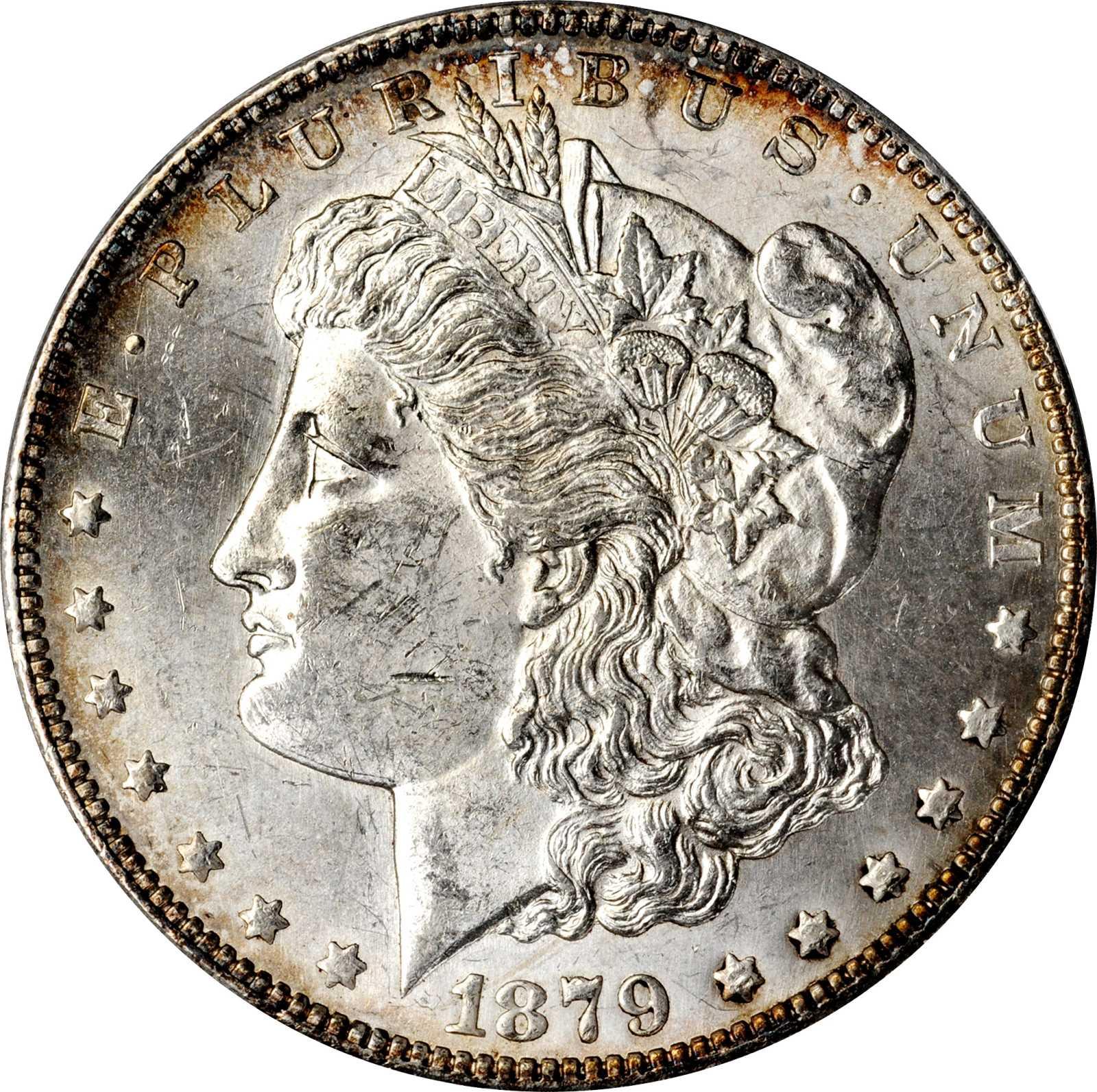 sample image for 1879-S $1  MS VAM-6