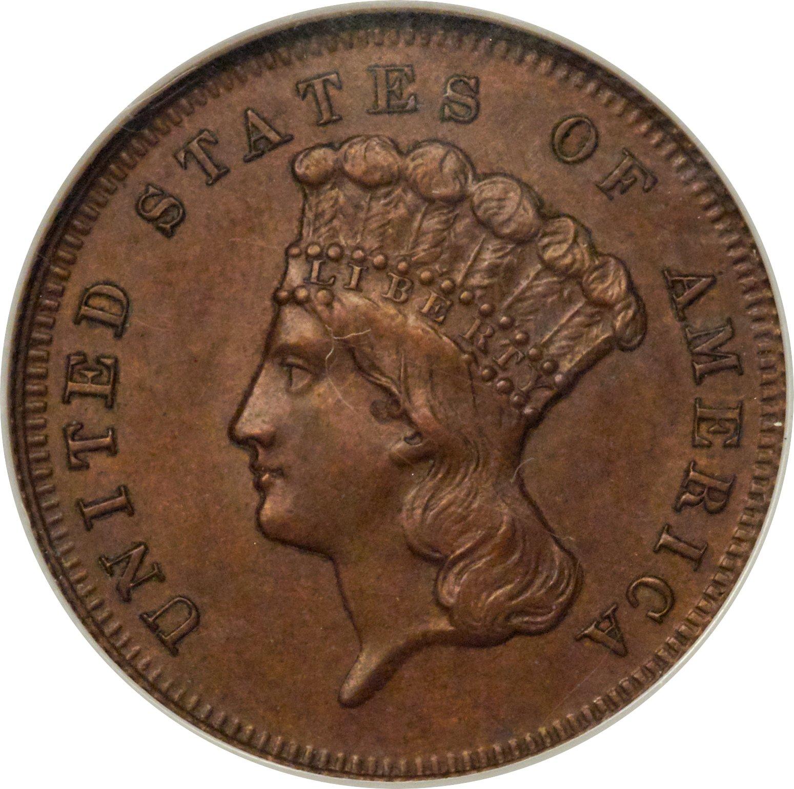 sample image for 1872 P$3 (J-1238) PR BN