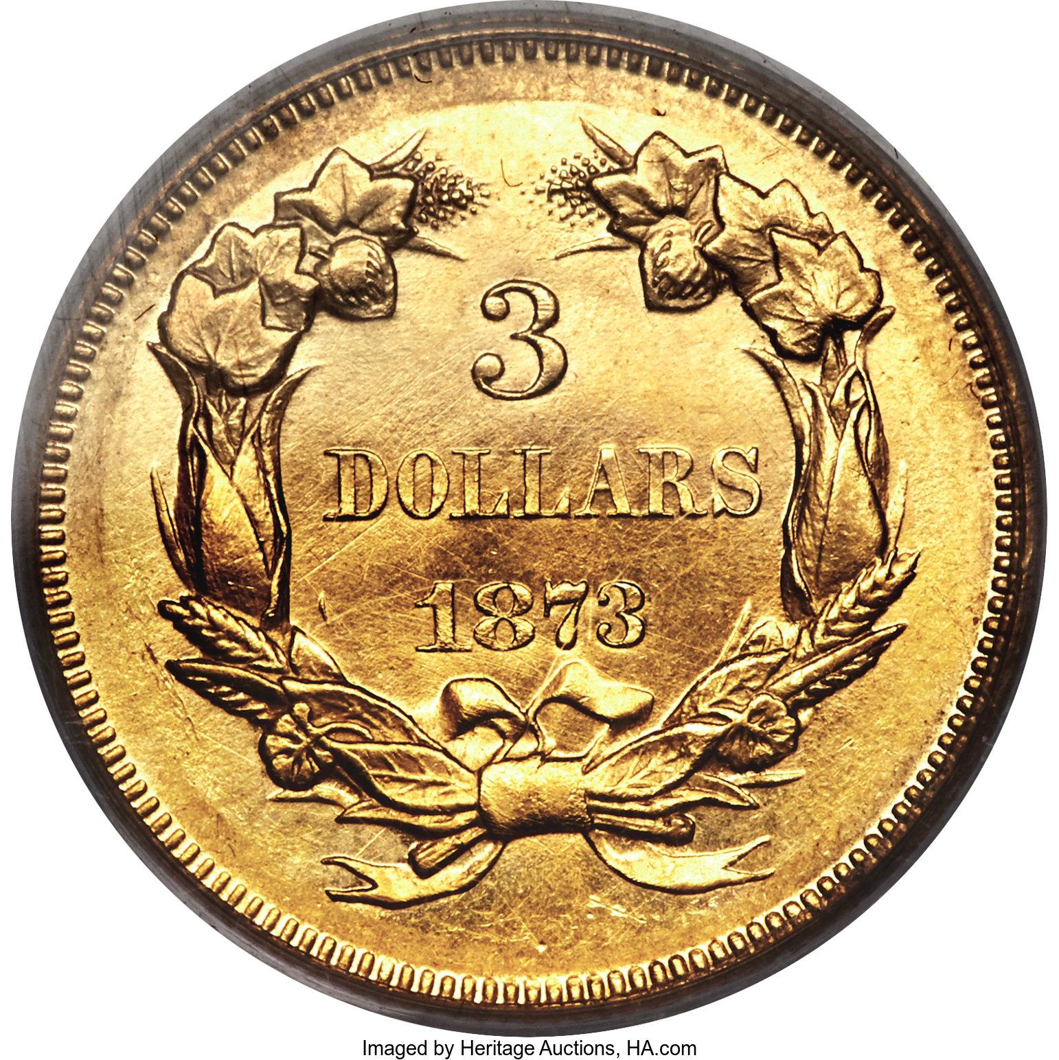sample image for 1873 $3  PR Open 3