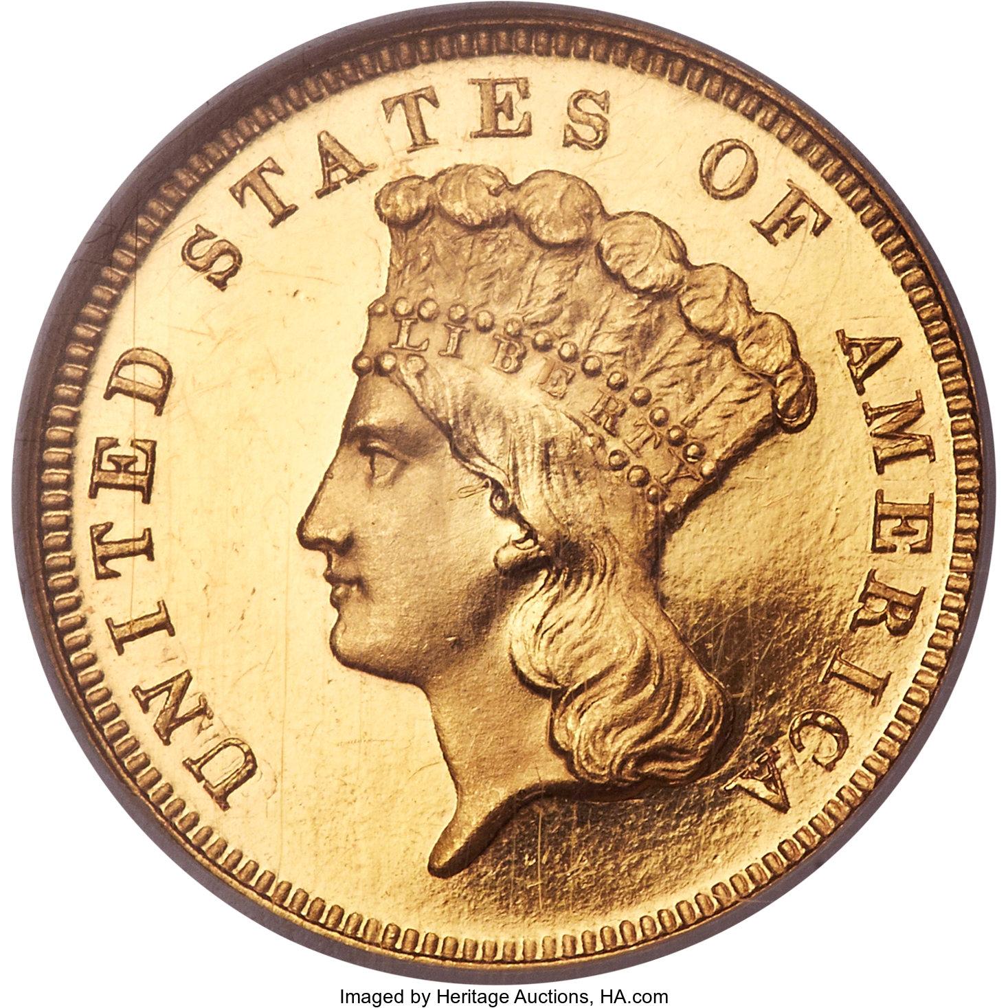 sample image for 1887 $3  PR CAM