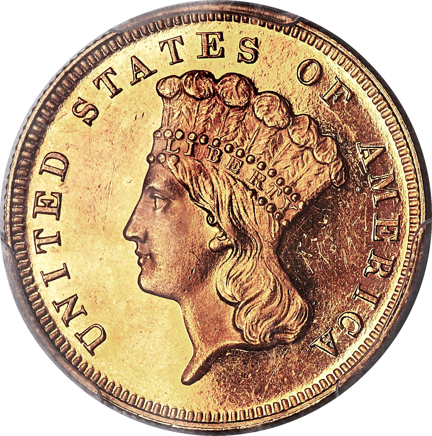 sample image for 1887 $3  PR