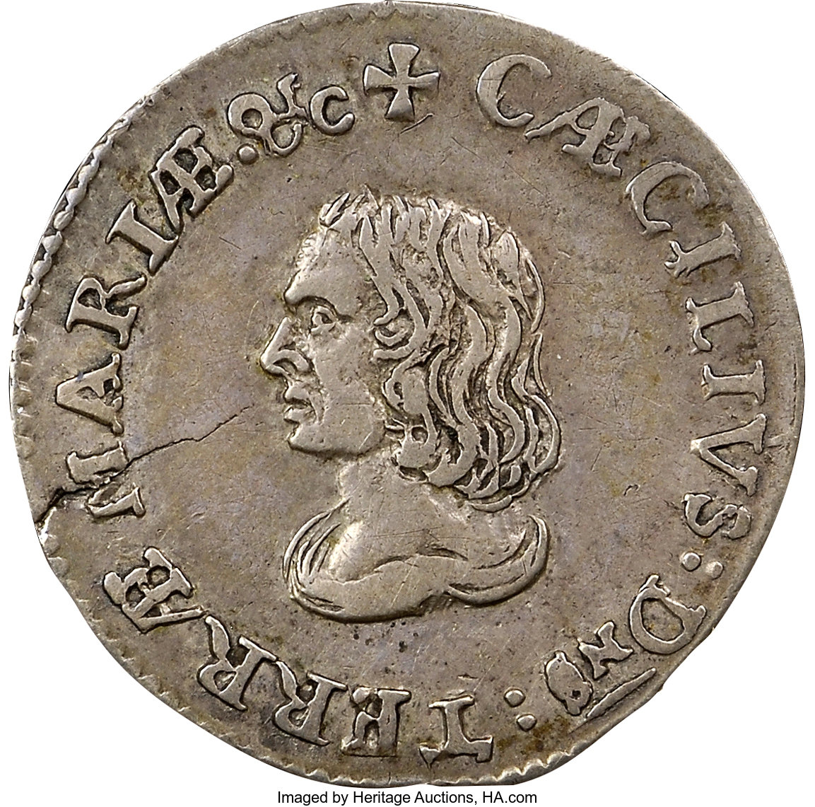 sample image for (1659) Lord Baltimore 4d