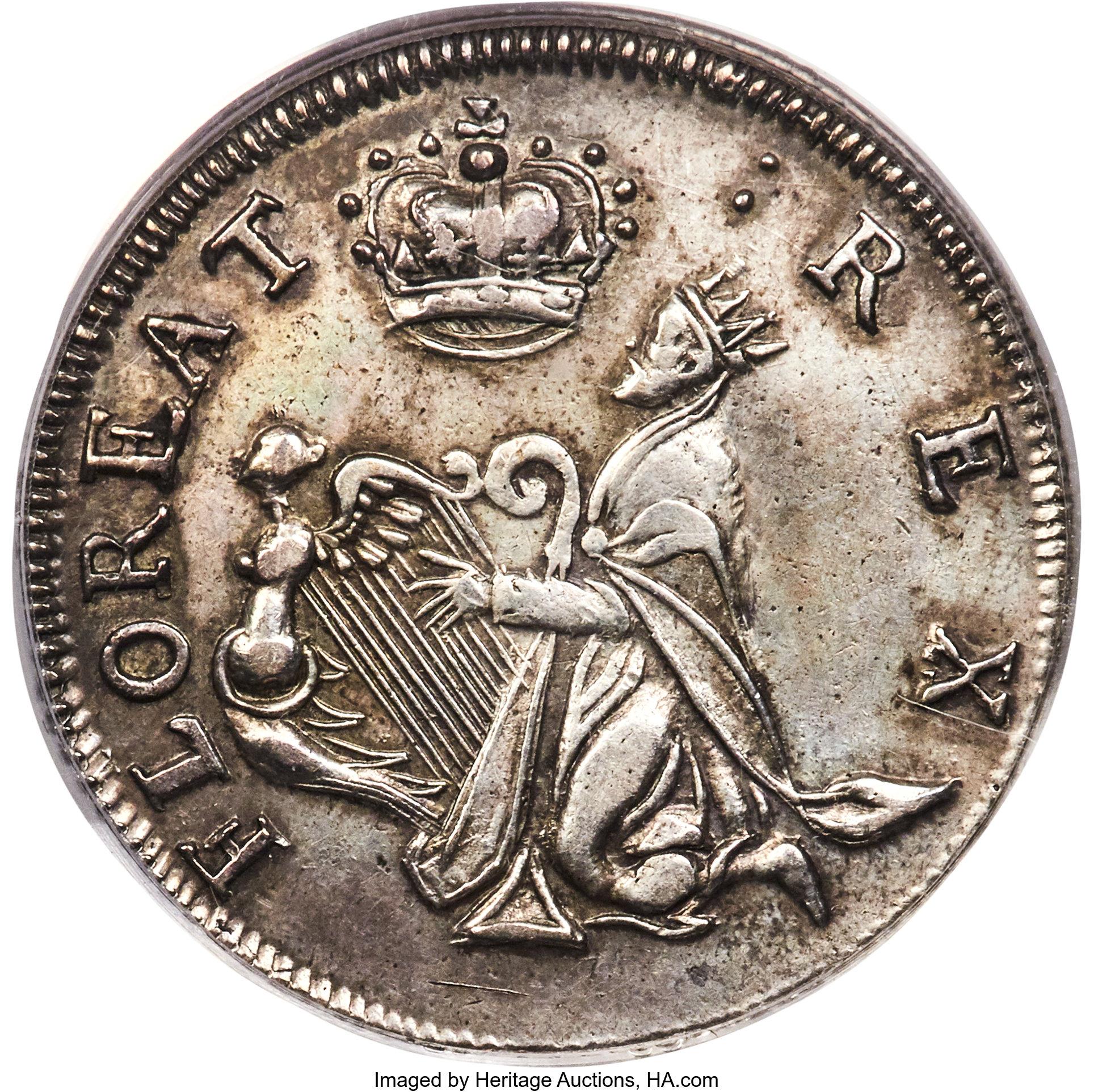 sample image for St Patrick Far, Silver