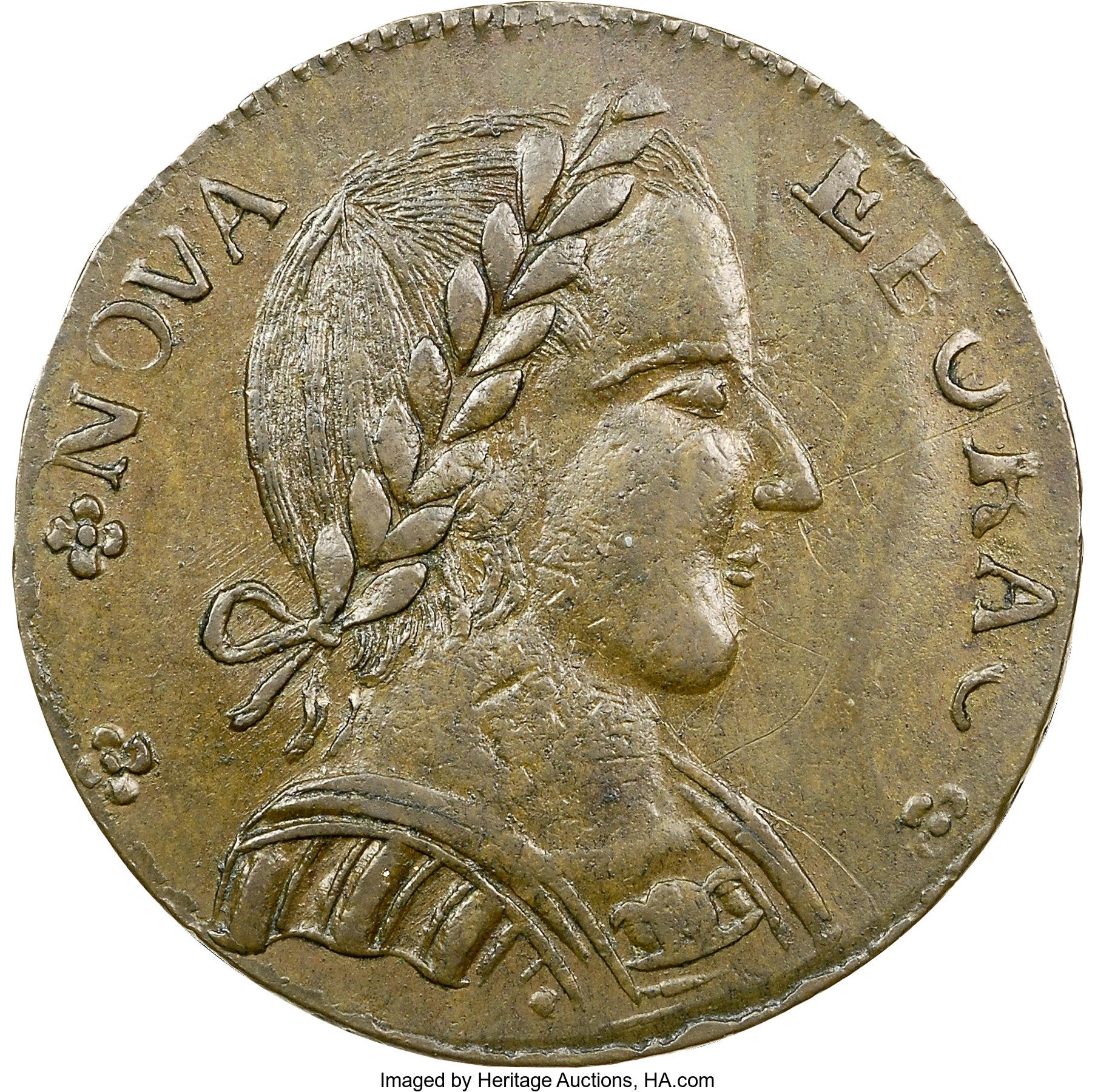 sample image for 1787 Nova Eborac, Large Head BN
