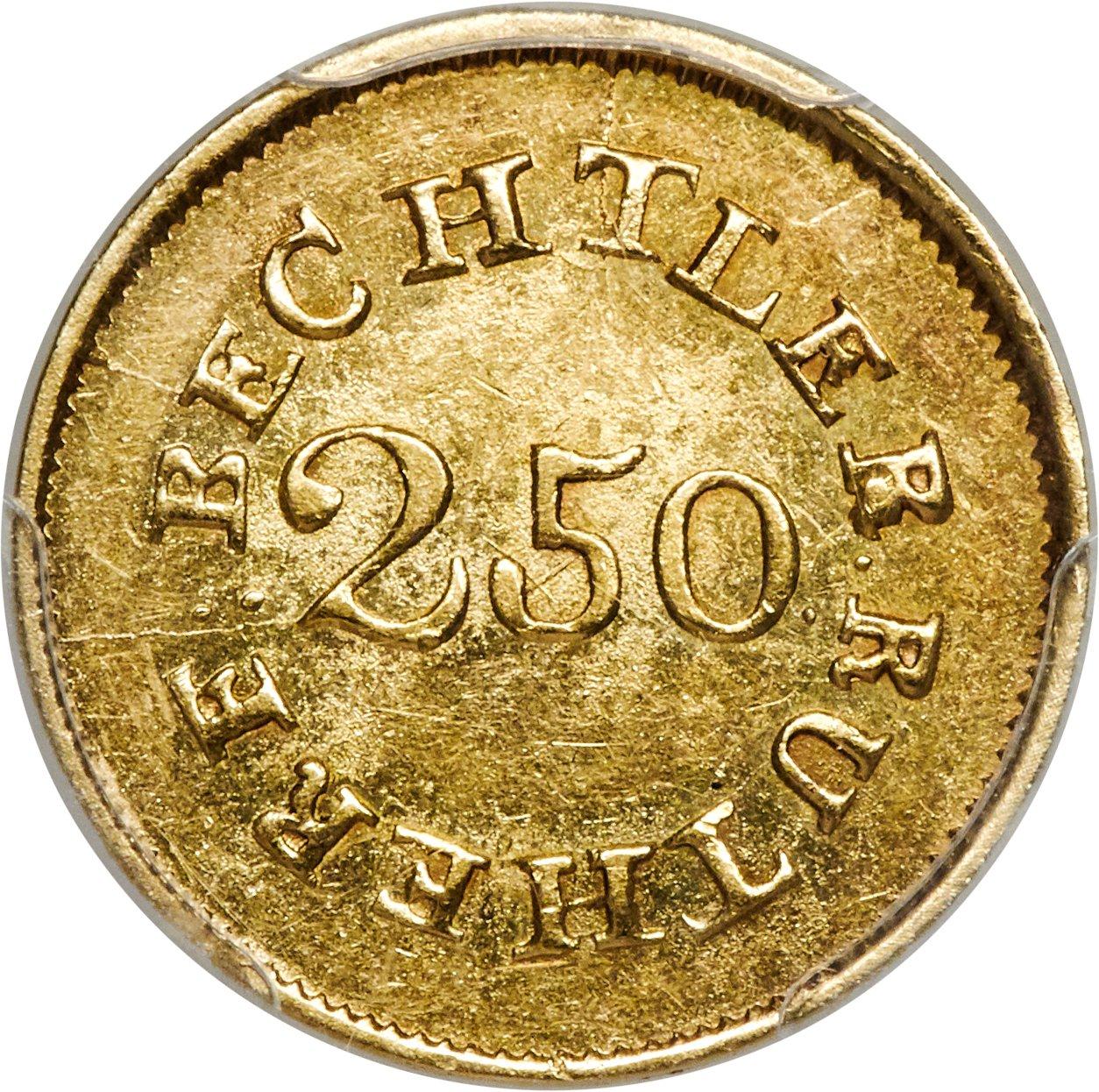 sample image for C.Becht $2 1/2 67 GR, 21C (K-10)