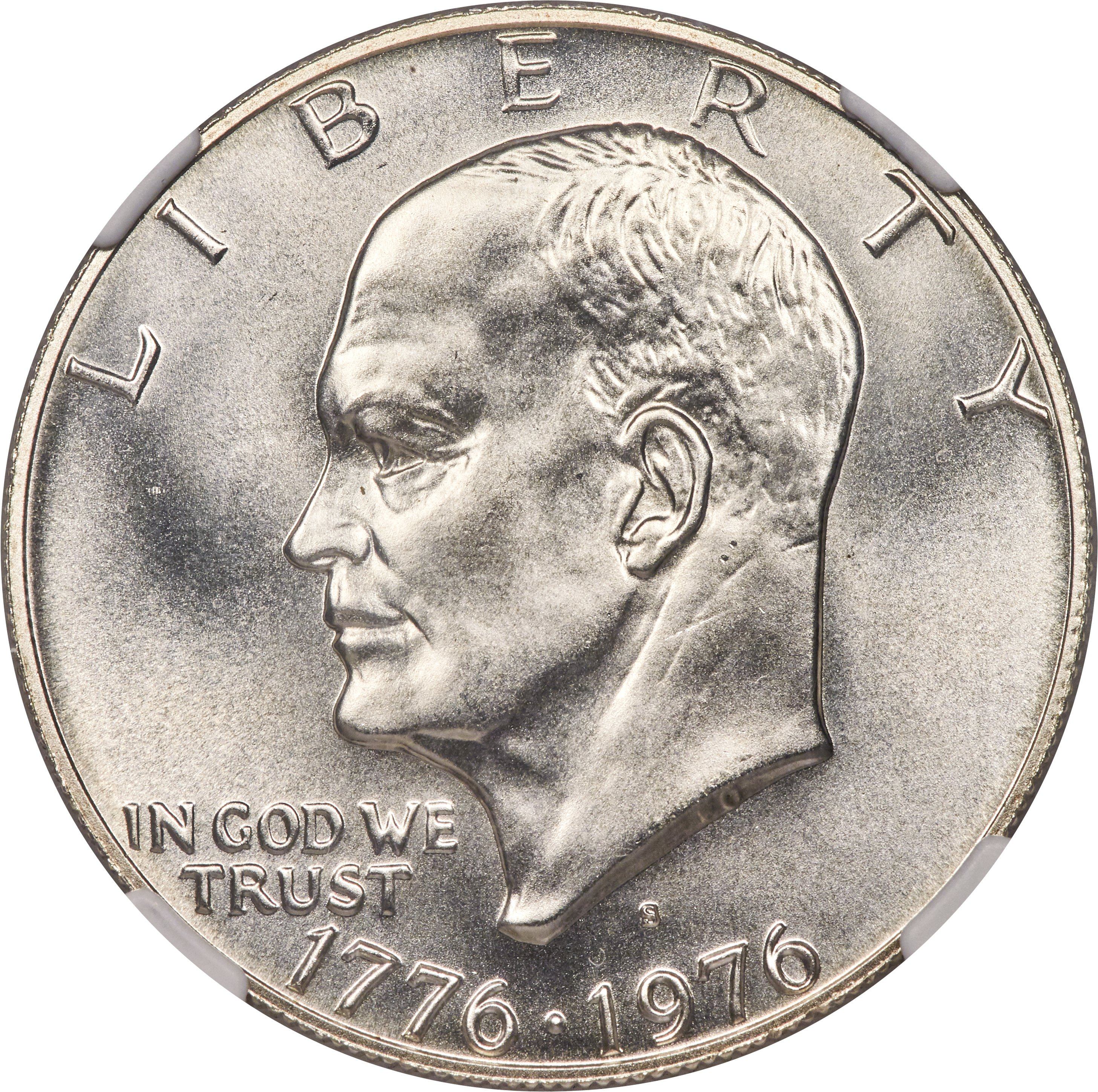 sample image for 1976-S $1  MS Silver