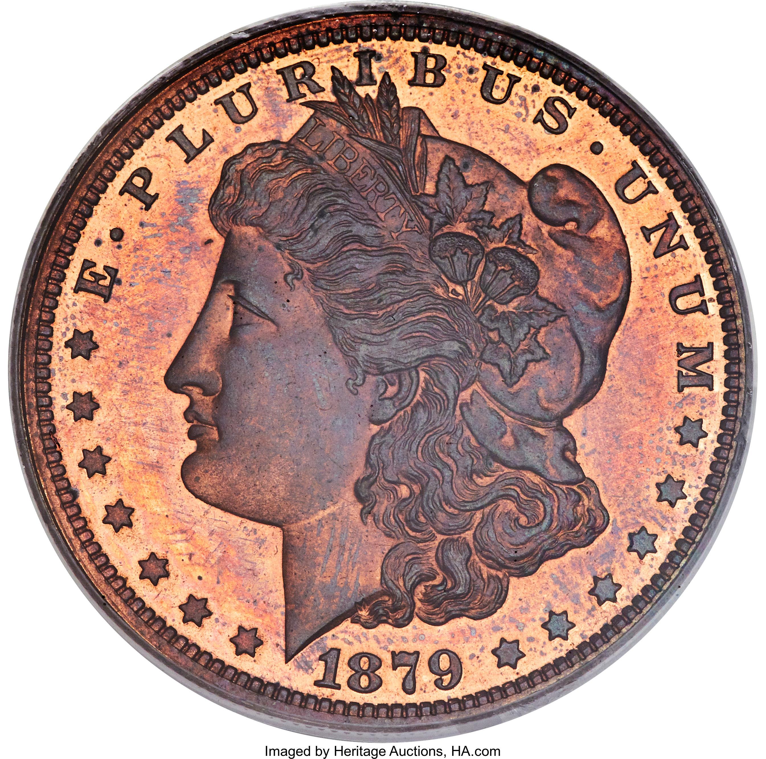 sample image for 1879 J-1616 P$1 PR RB