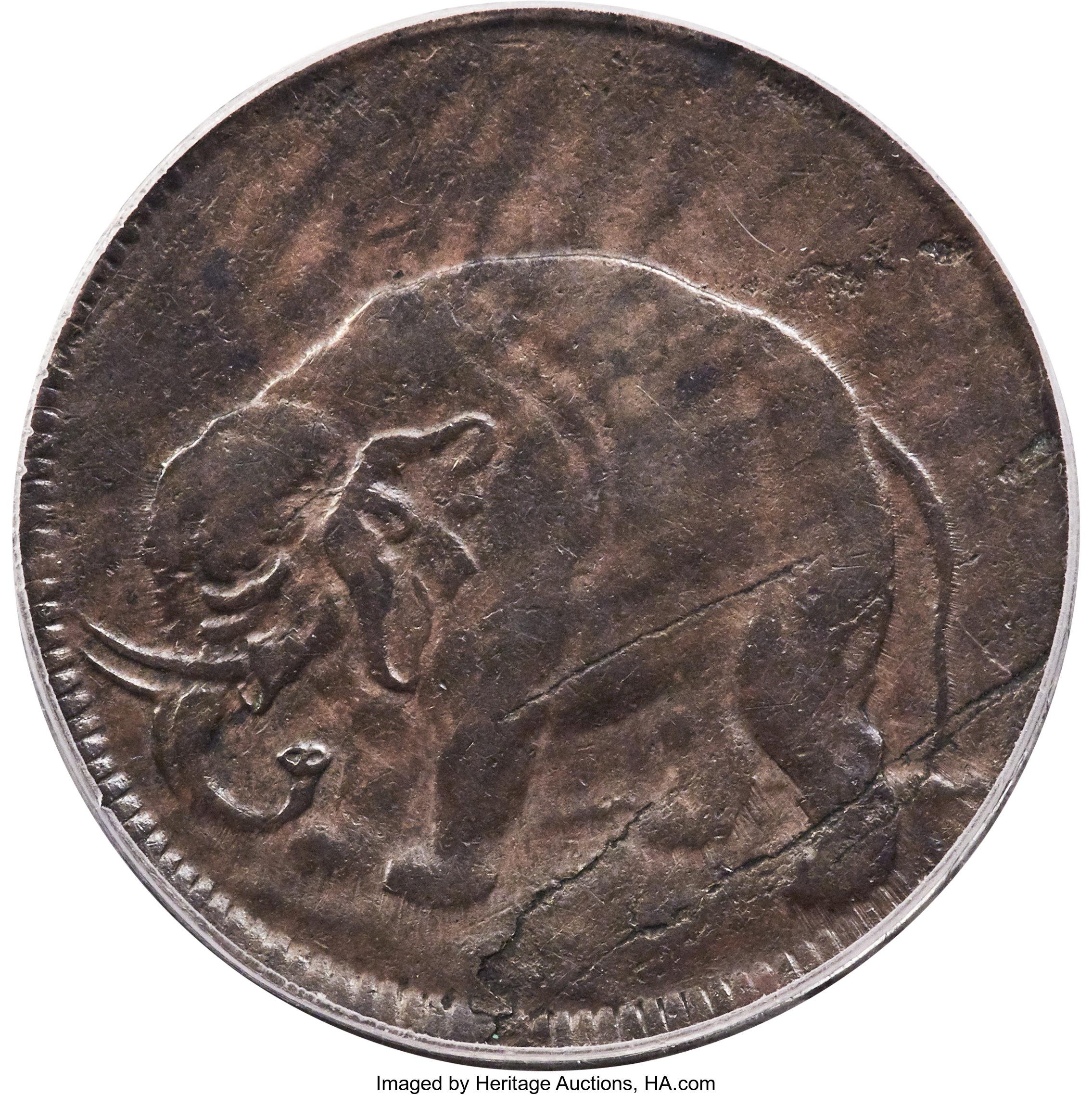 sample image for Elephant LONDON, Thin Plan BN