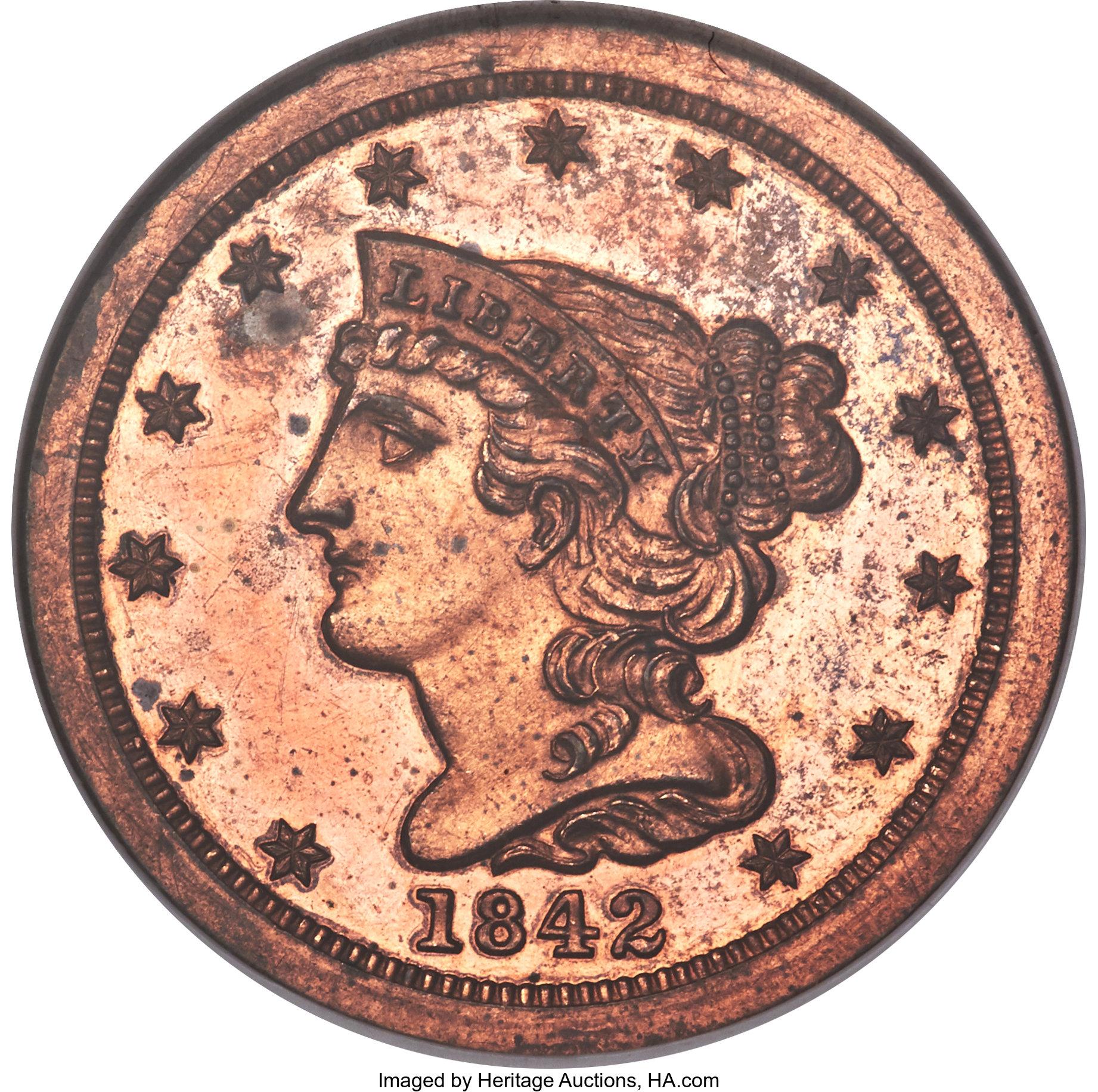 sample image for 1842 Orig, PR Only RB