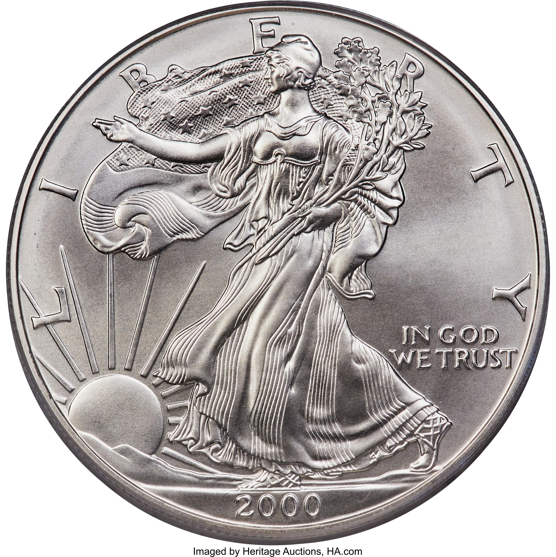 sample image for 2000 Millennium Set