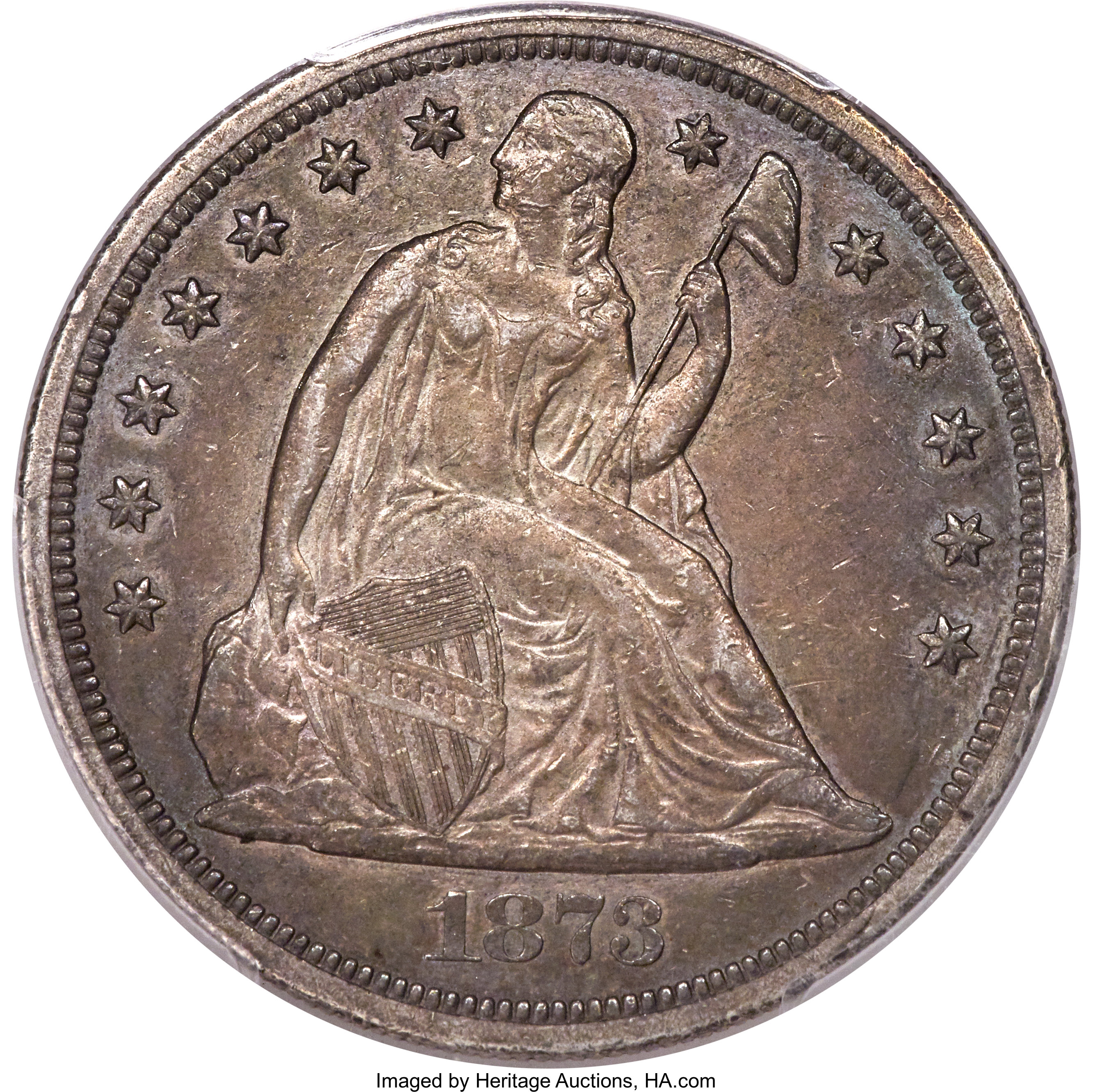 sample image for 1873-CC $1  MS