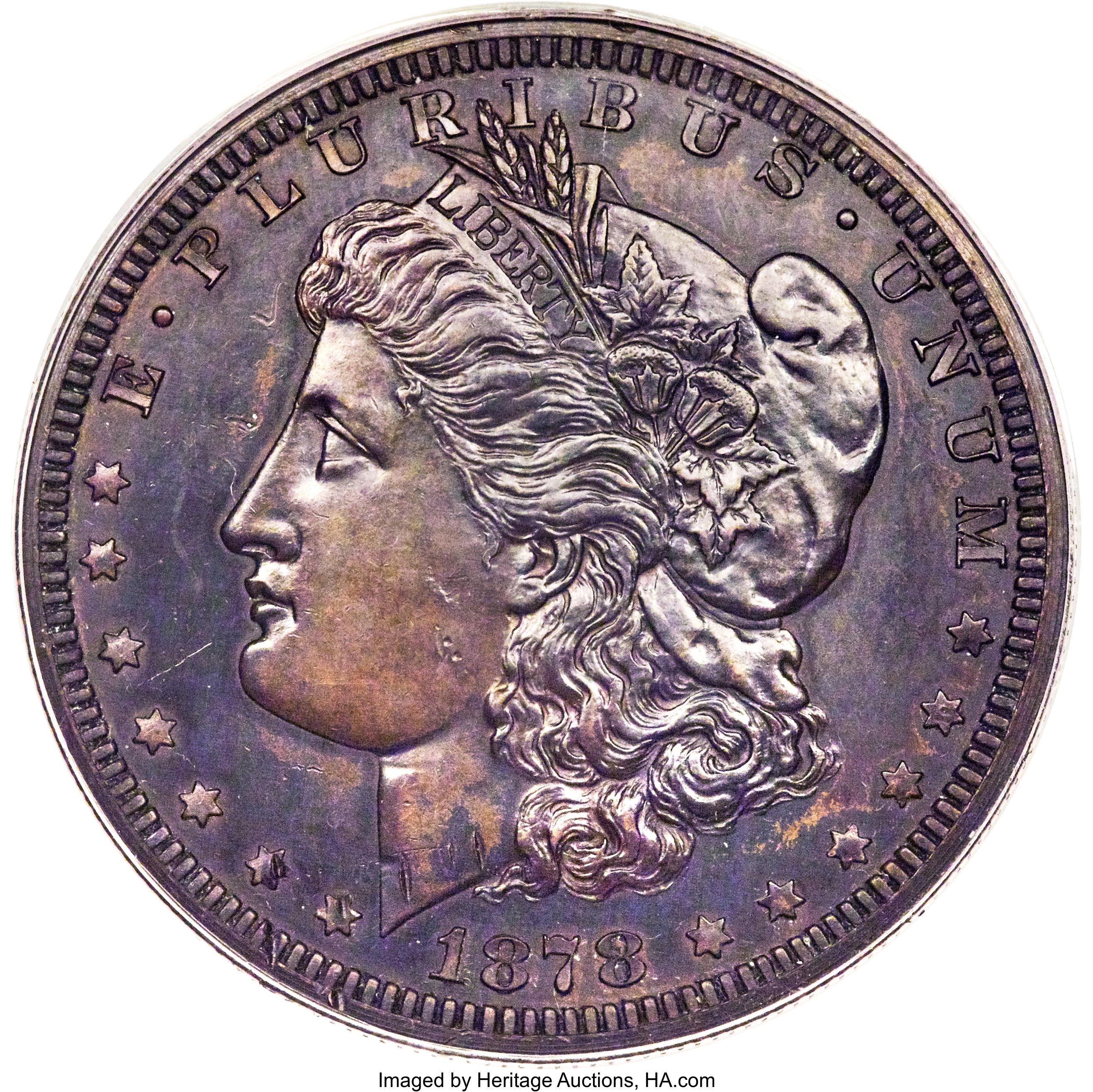 sample image for 1878 J-1551 PS$1 PR BN
