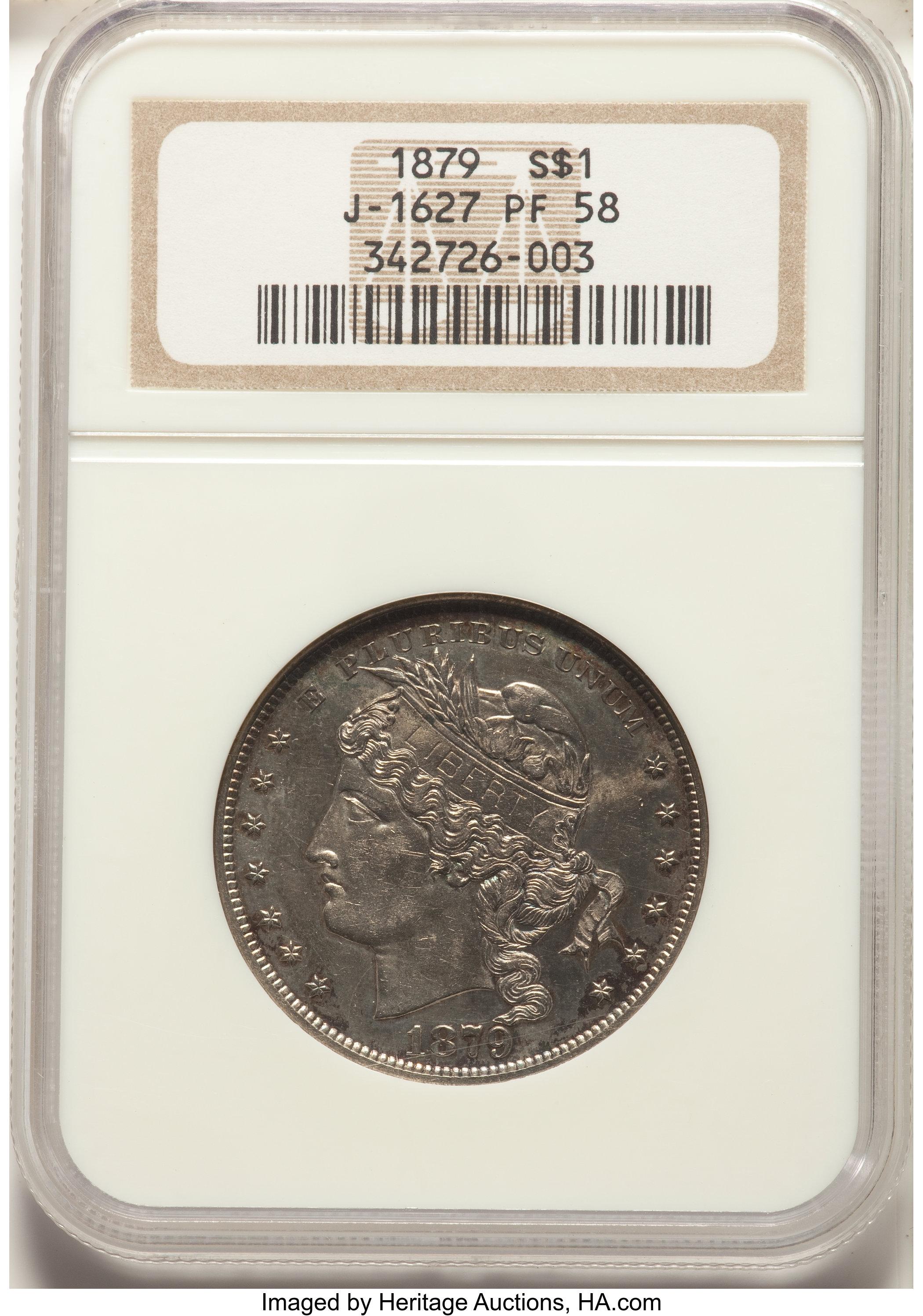 sample image for 1879 J-1627 P$1 PR