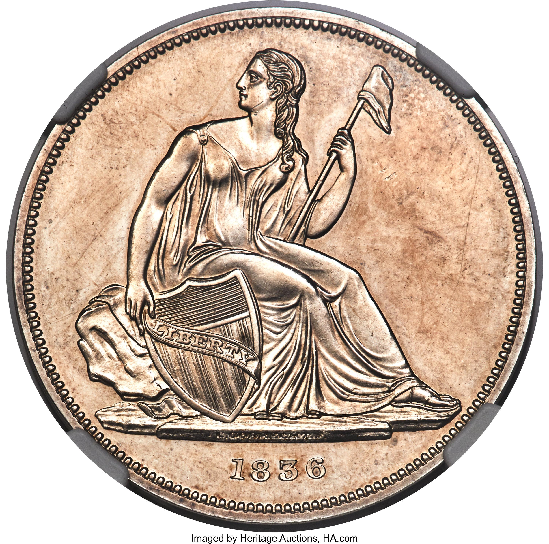 sample image for 1836 Name on Base, Orig, Medal Align