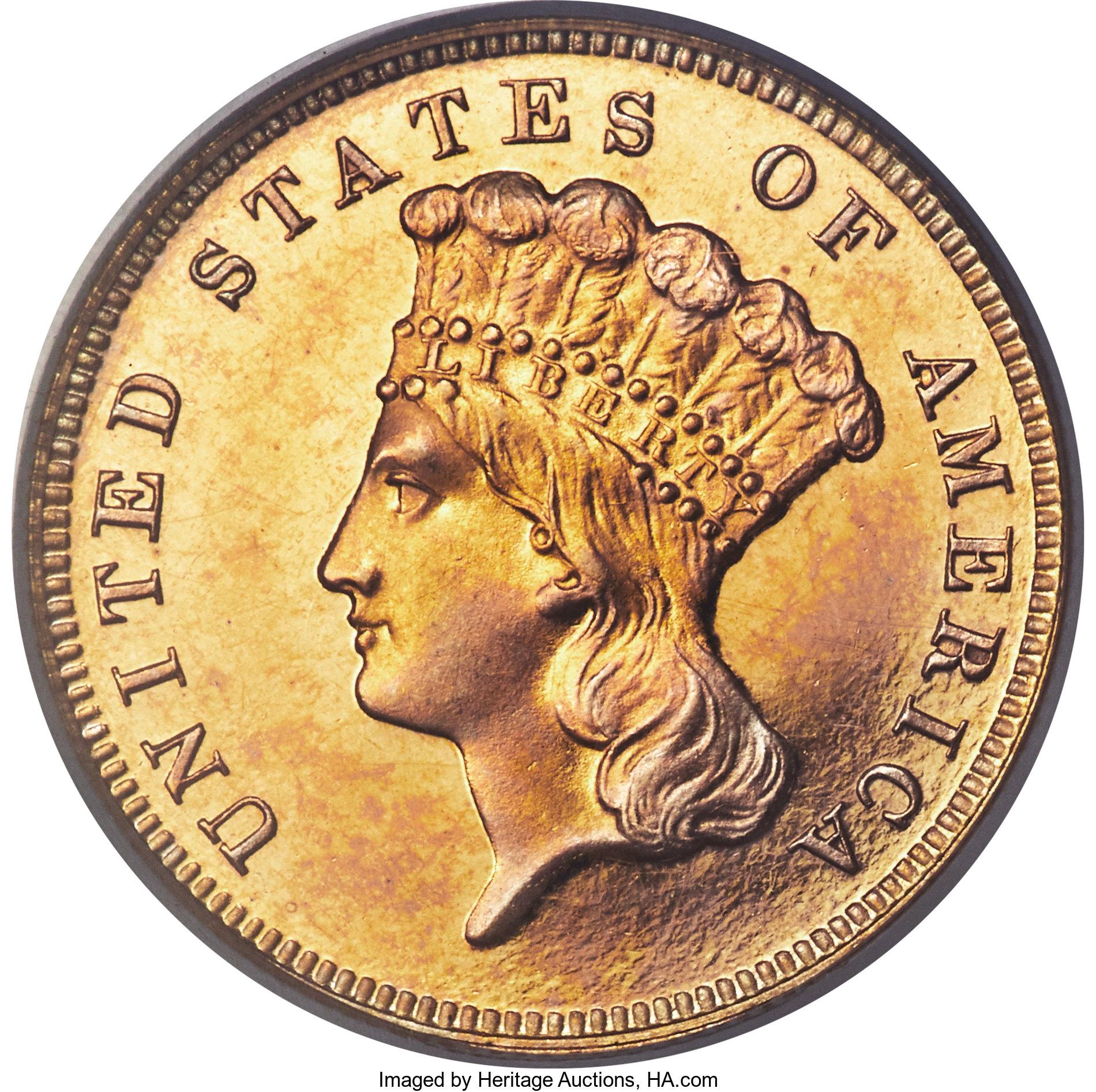 sample image for 1883 $3  PR