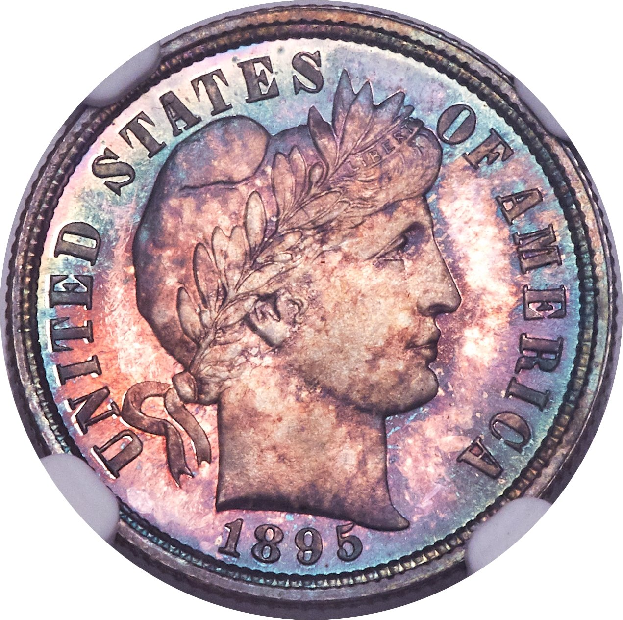 sample image for 1895 10c PR