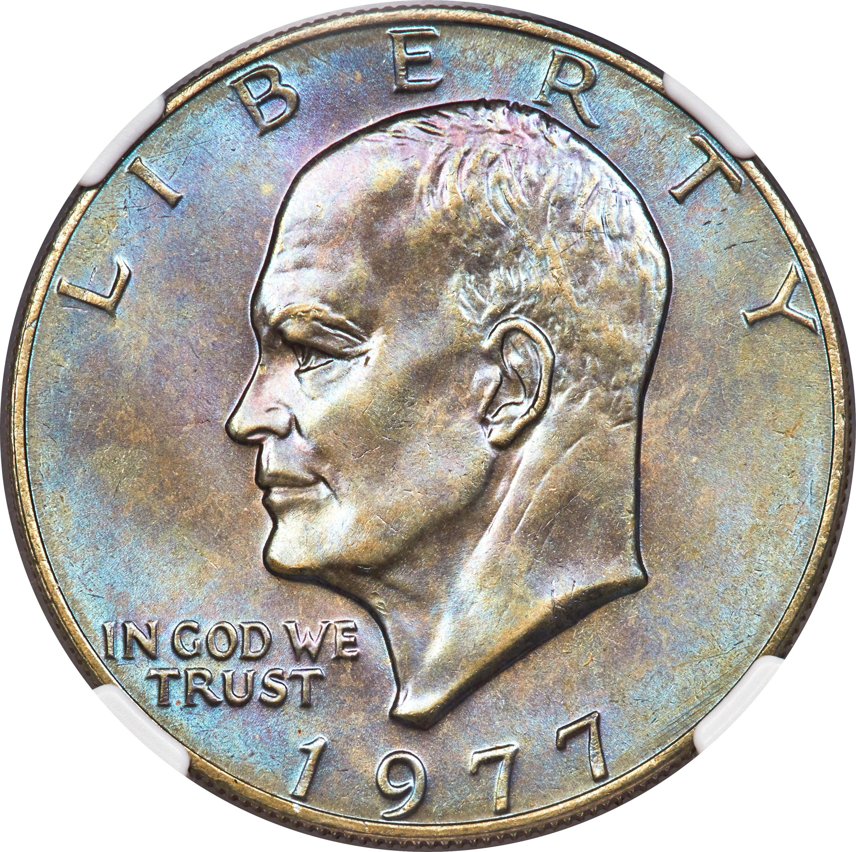 sample image for 1977 $1  MS