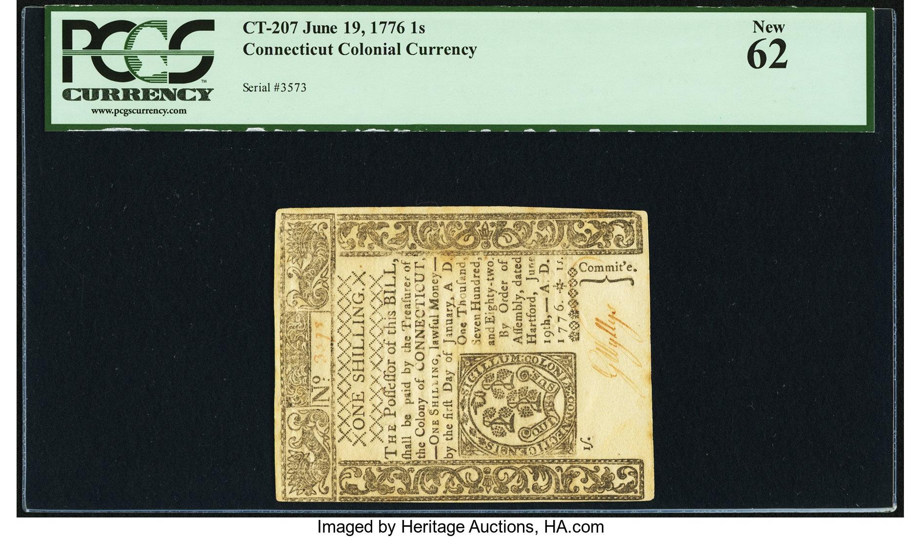 sample image for 1776 19-Jun 1s (Fr.# CT207)