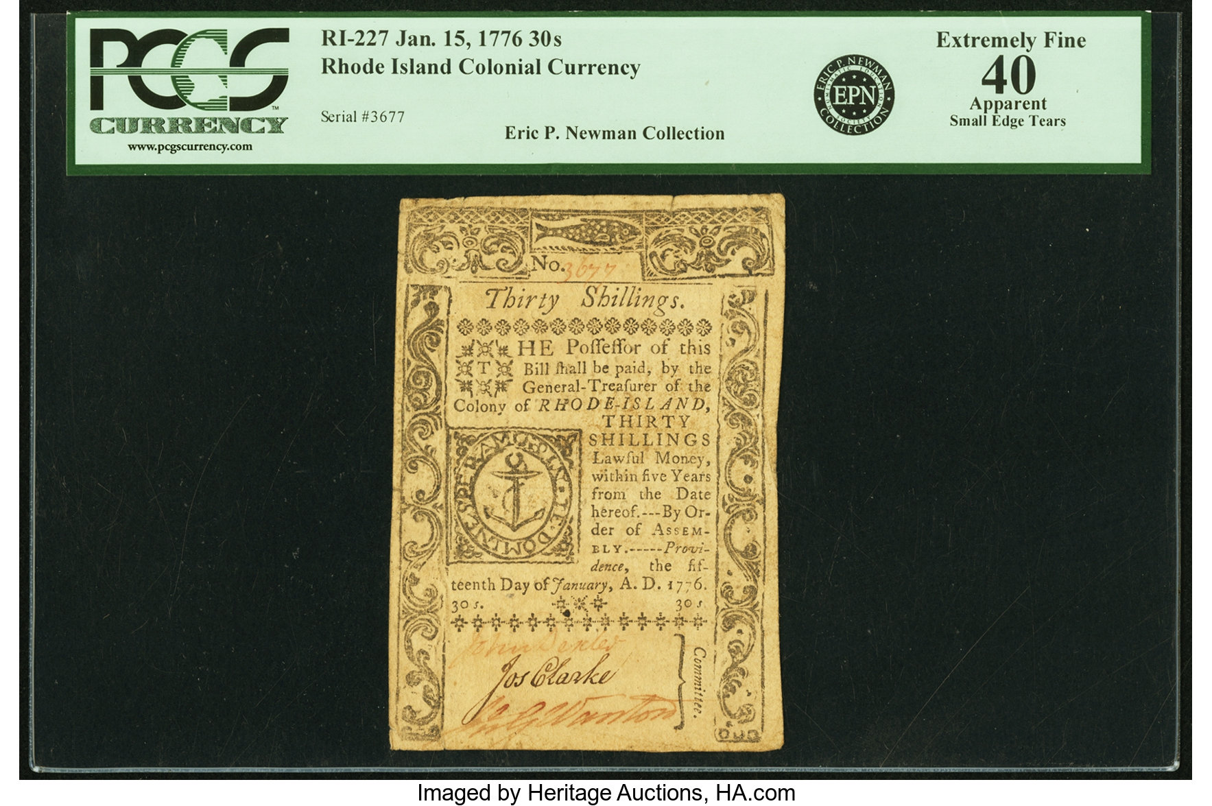 sample image for 1776