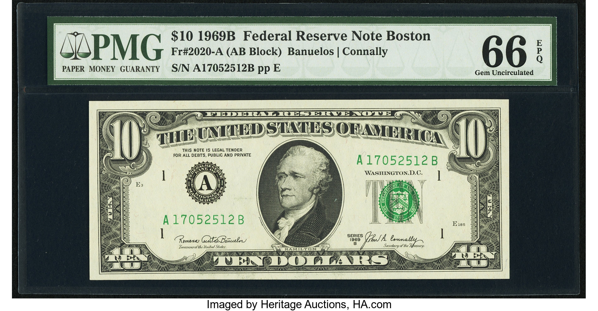 sample image for Fr.2020A $10