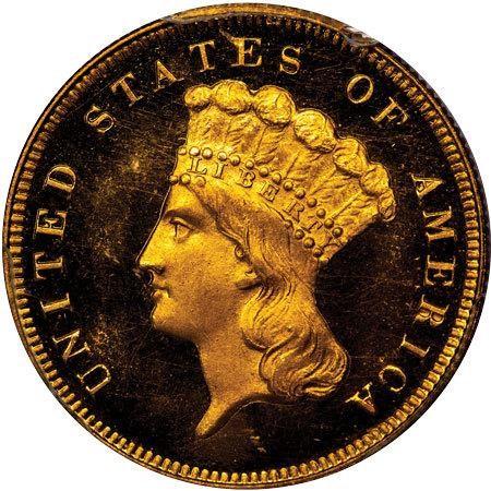 sample image for 1879 $3  PR DCAM