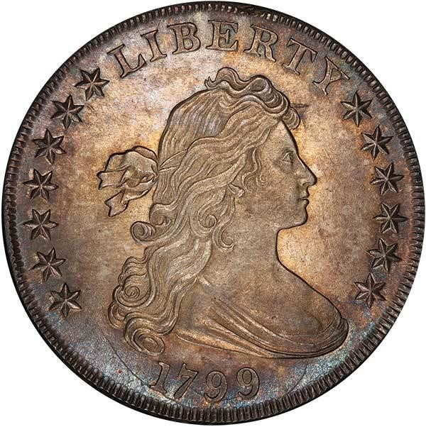 sample image for 1799 $1  MS